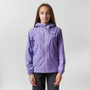 THE NORTH FACE Girl's Zipline Waterproof Jacket