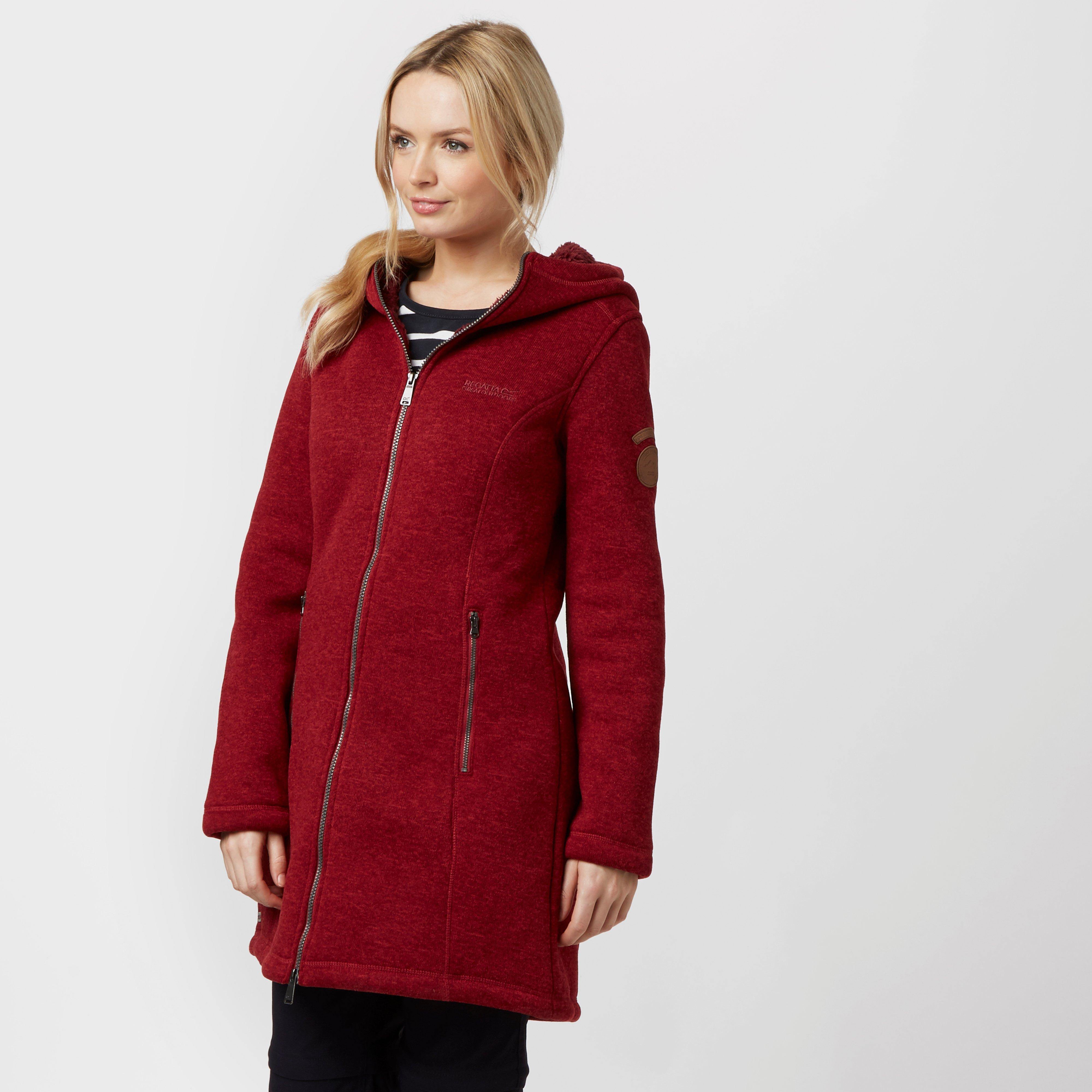 Regatta Womens Radella Jacket Red