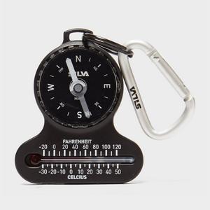 SILVA 10 Compass Carabiner