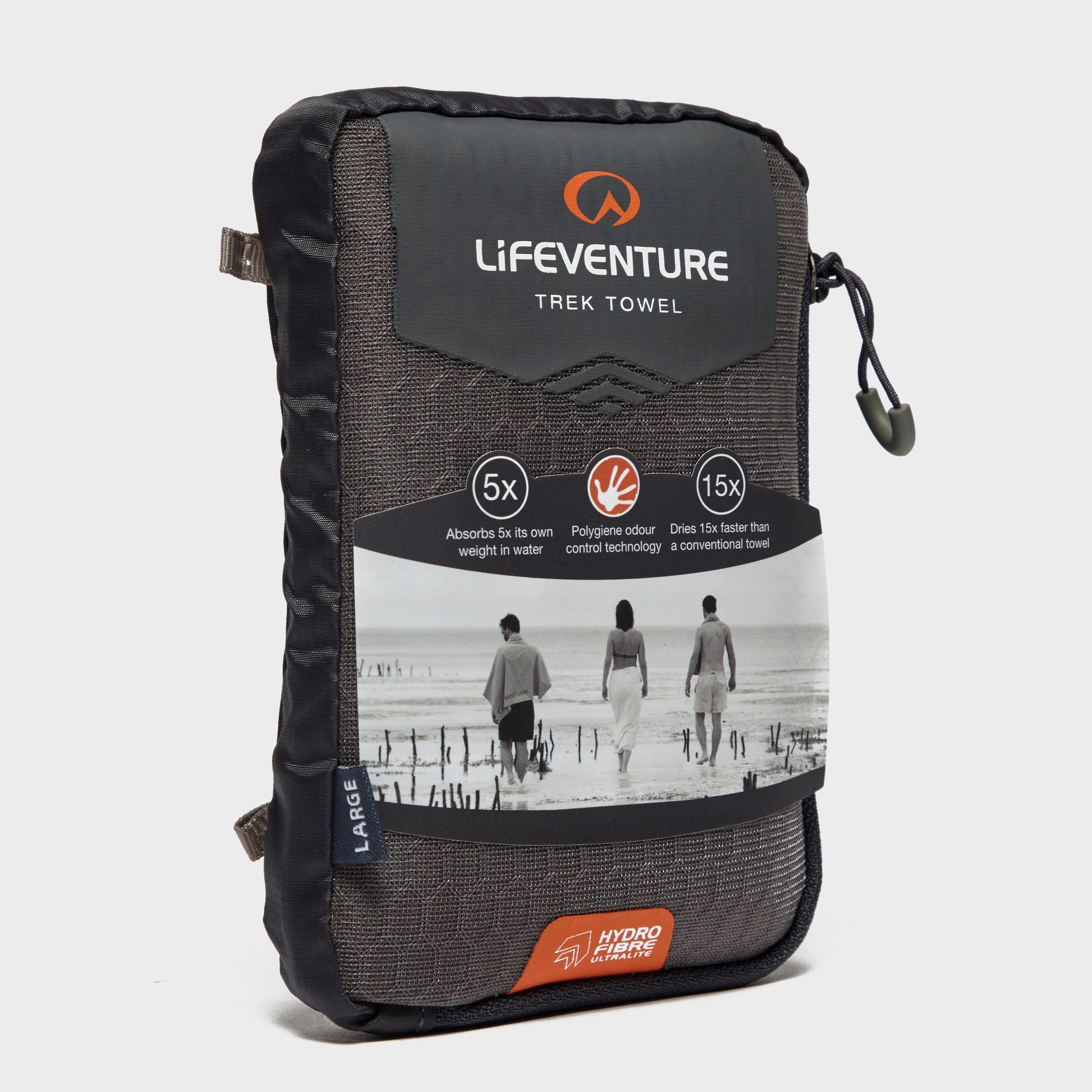 LIFEVENTURE Hydro Fibre UltraLite Travel Towel Large