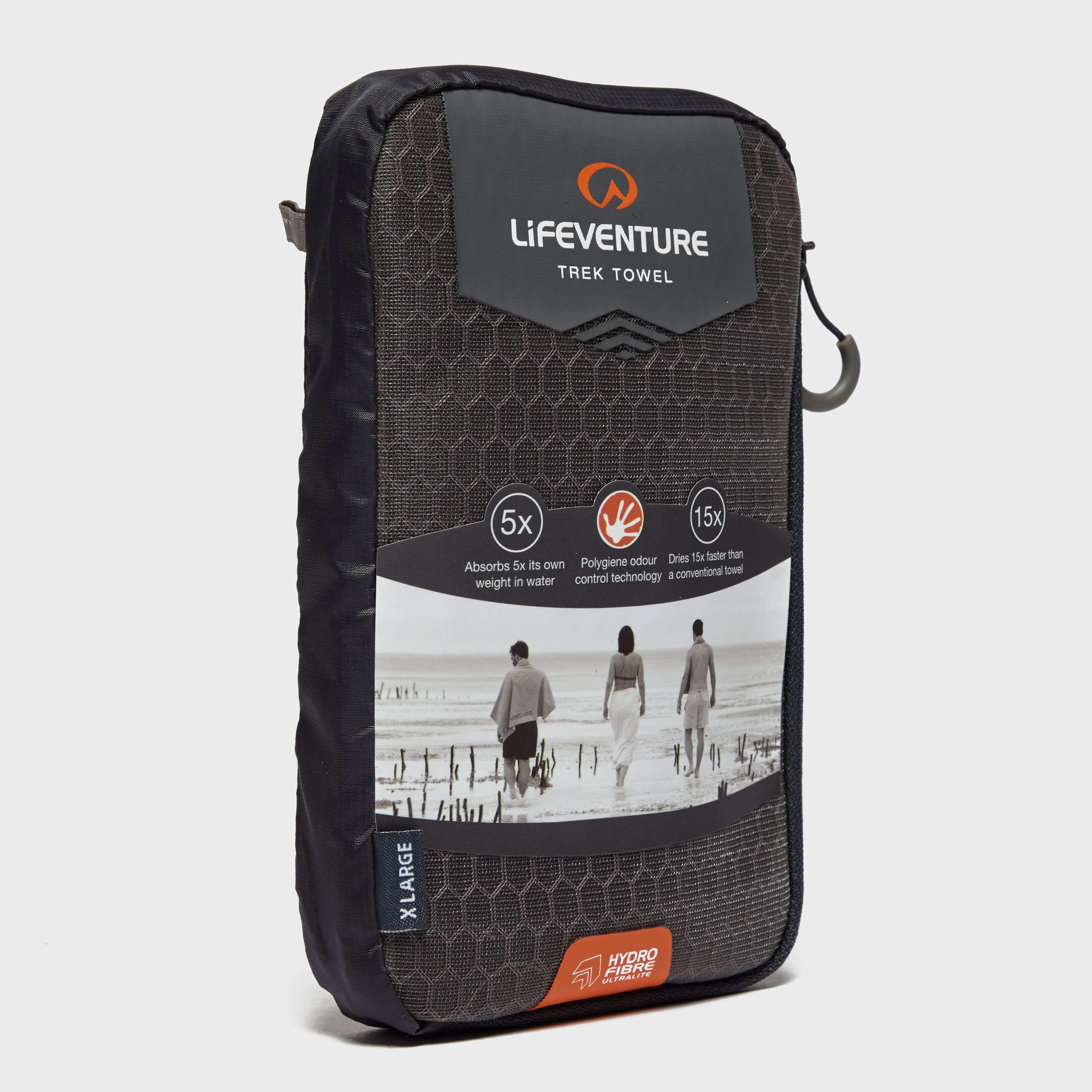 LIFEVENTURE Hydro Fibre UltraLite Travel Towel XL