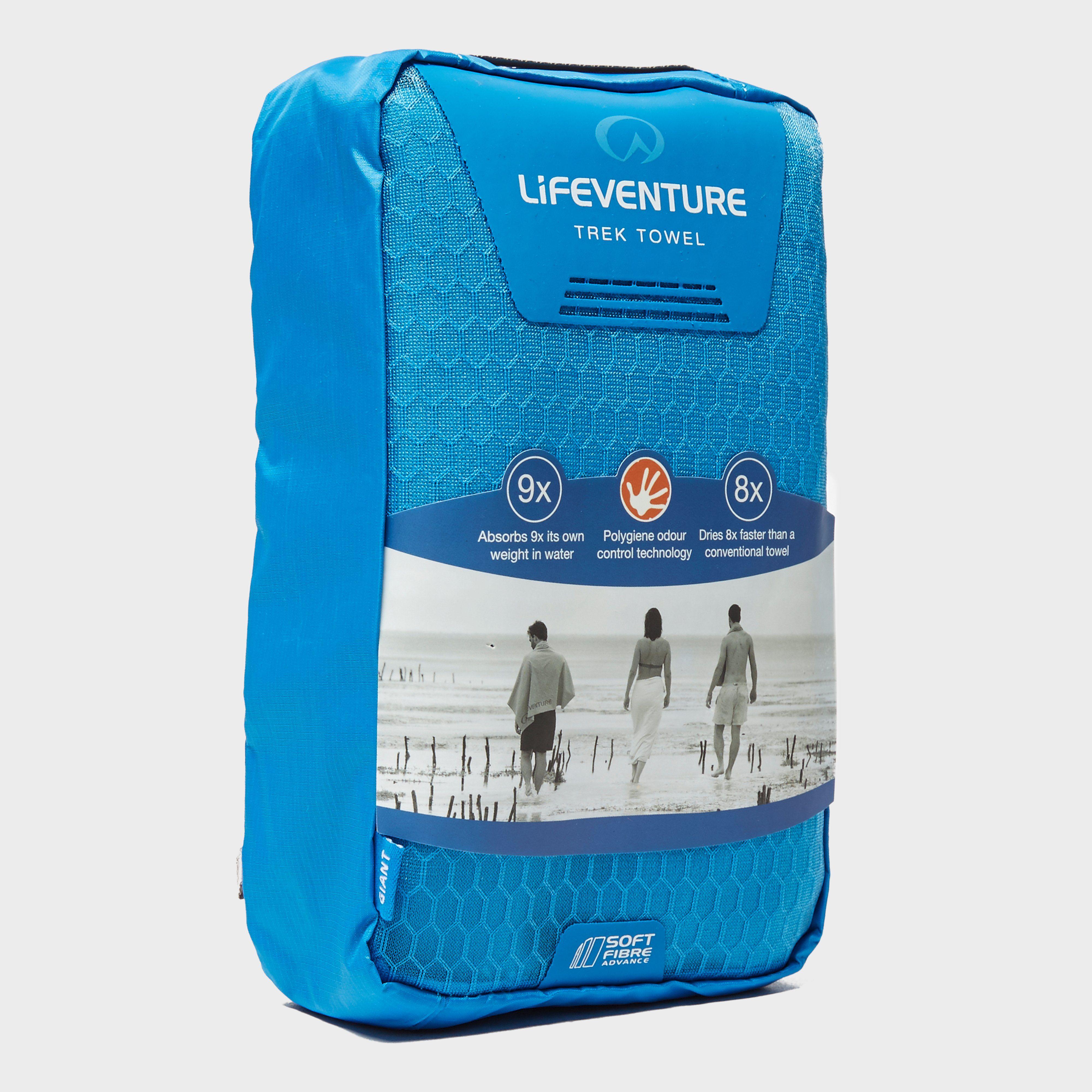 LIFEVENTURE Soft Fibre Advanced Travel Towel (Giant)