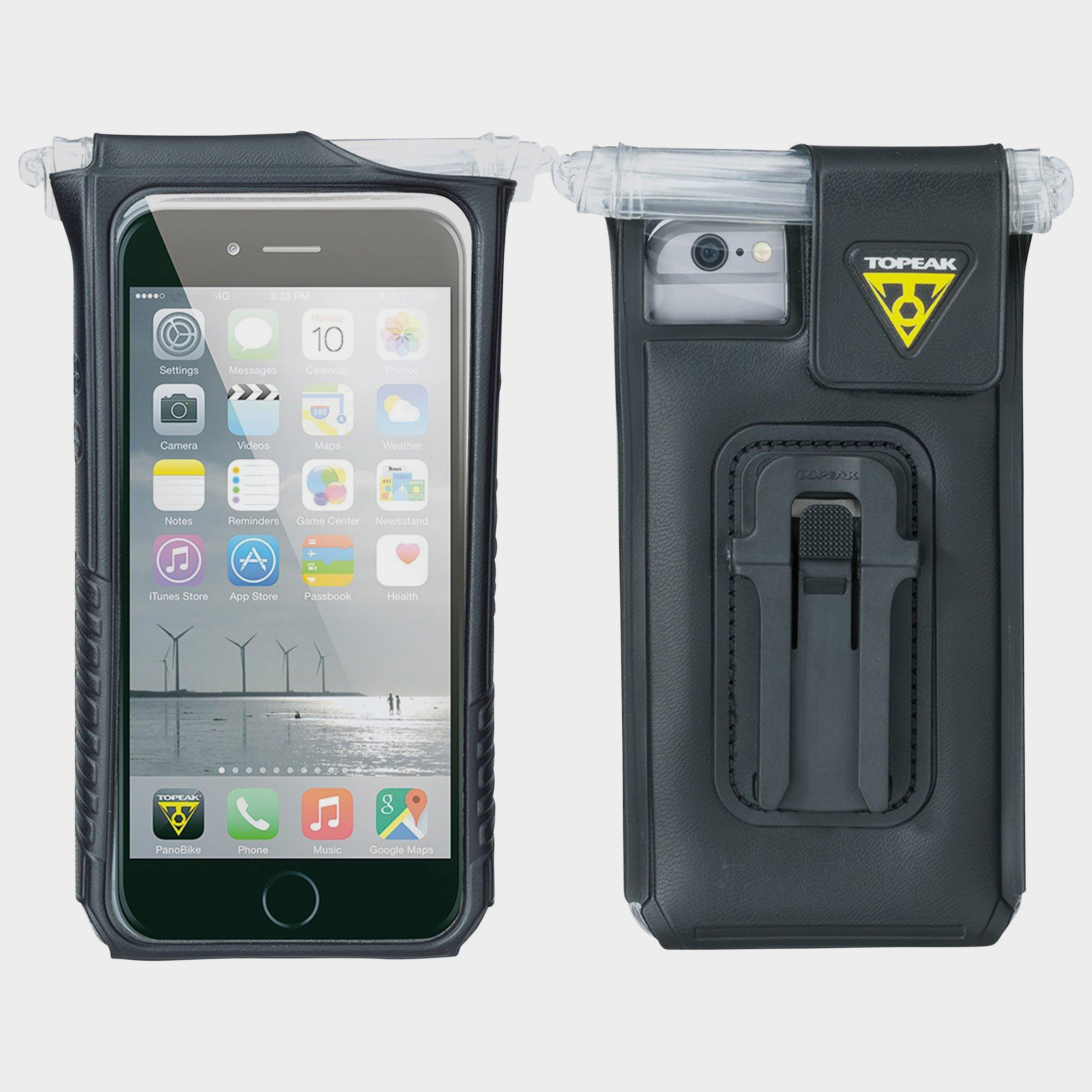 Topeak Smartphone Drybag iPhone 6, BLK/BLK