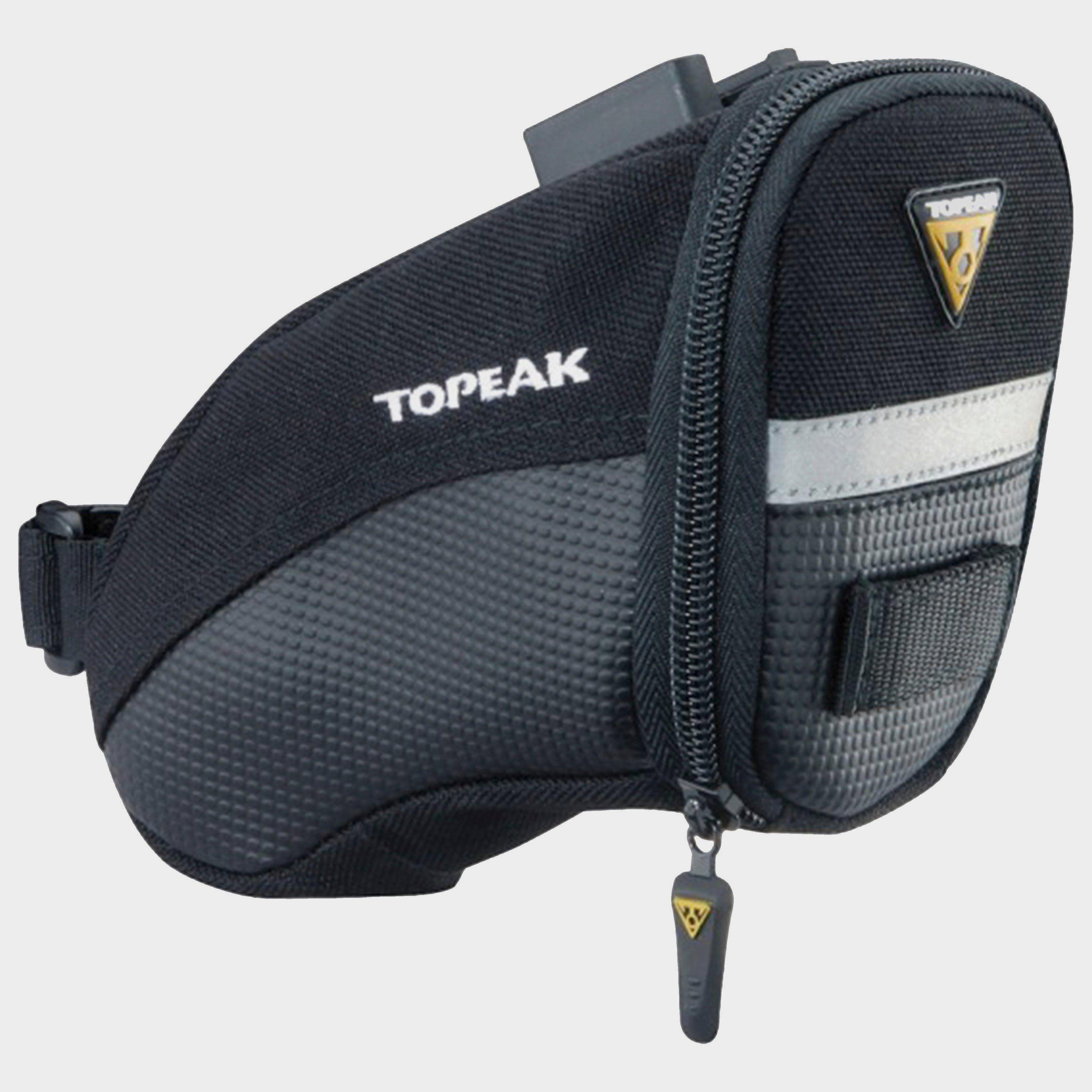 TOPEAK Aero Wedge Quick Clip Saddle Bag