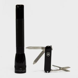 MAGLITE AA Torch & Victorinox Penknife Set