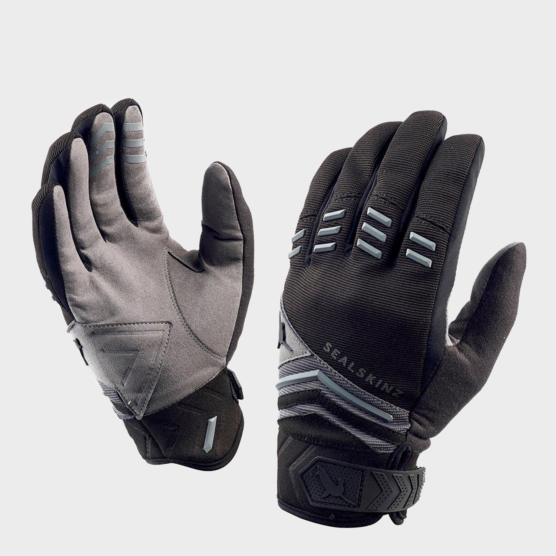 Sealskinz Dragon Eye Mountain Bike Waterproof Gloves, Black