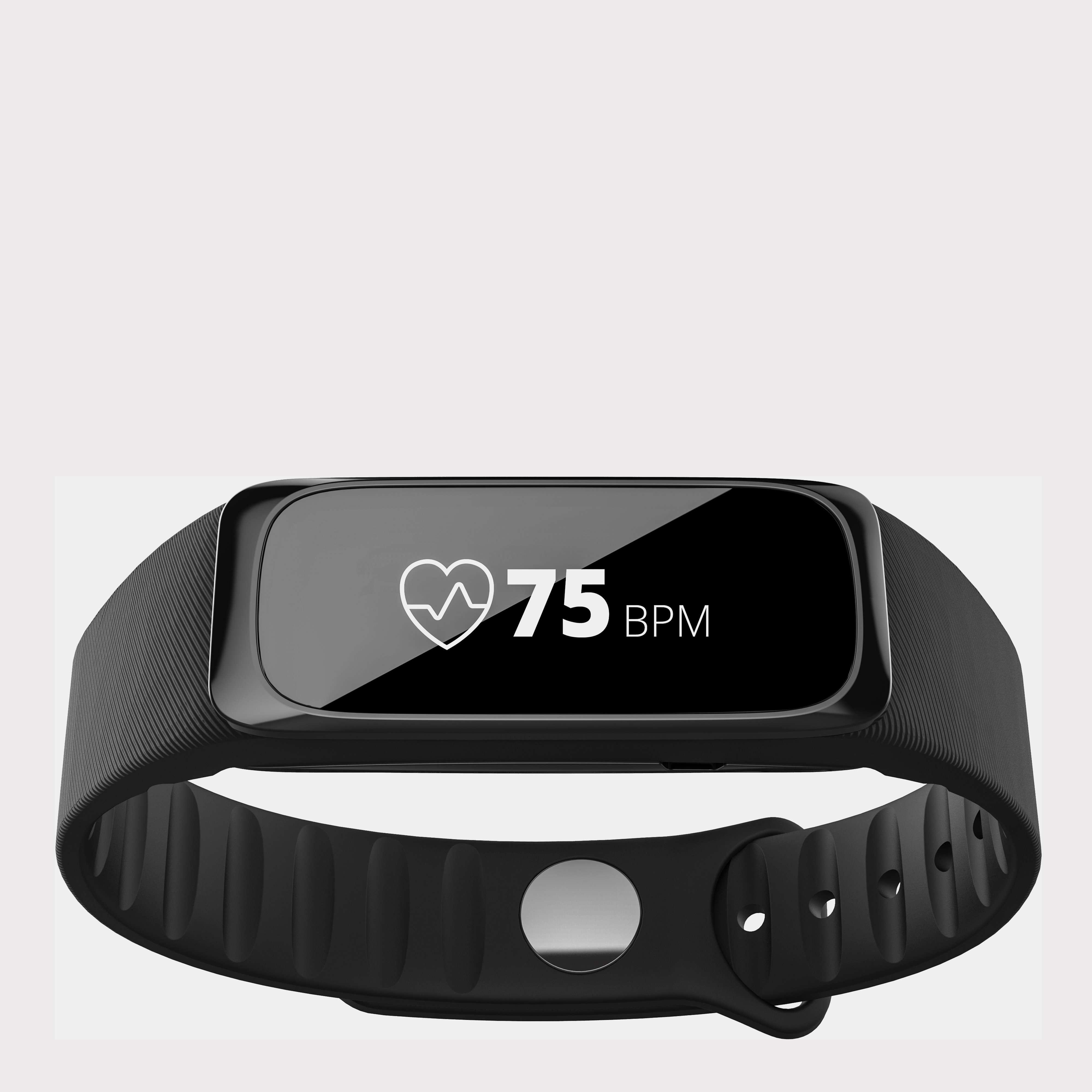 HI TEC Active Trek Plus Heart Rate Smart Watch