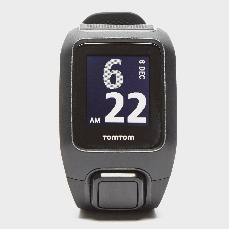 Tom Tom Adventurer GPS Outdoor Heart Rate Watch  Black Black
