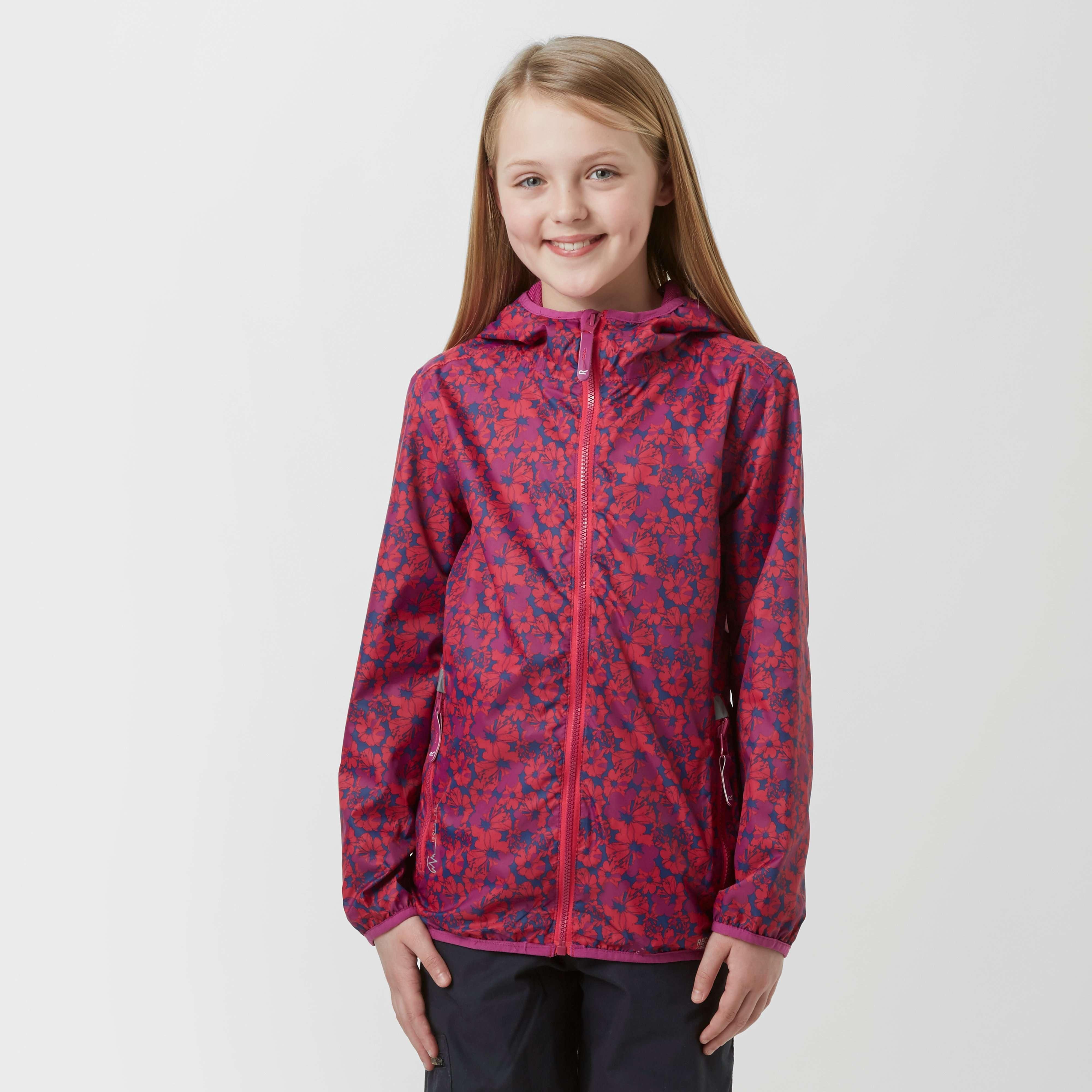 REGATTA Girl's Lever II Jacket