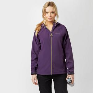 CRAGHOPPERS Women's Lena Hooded Softshell Jacket