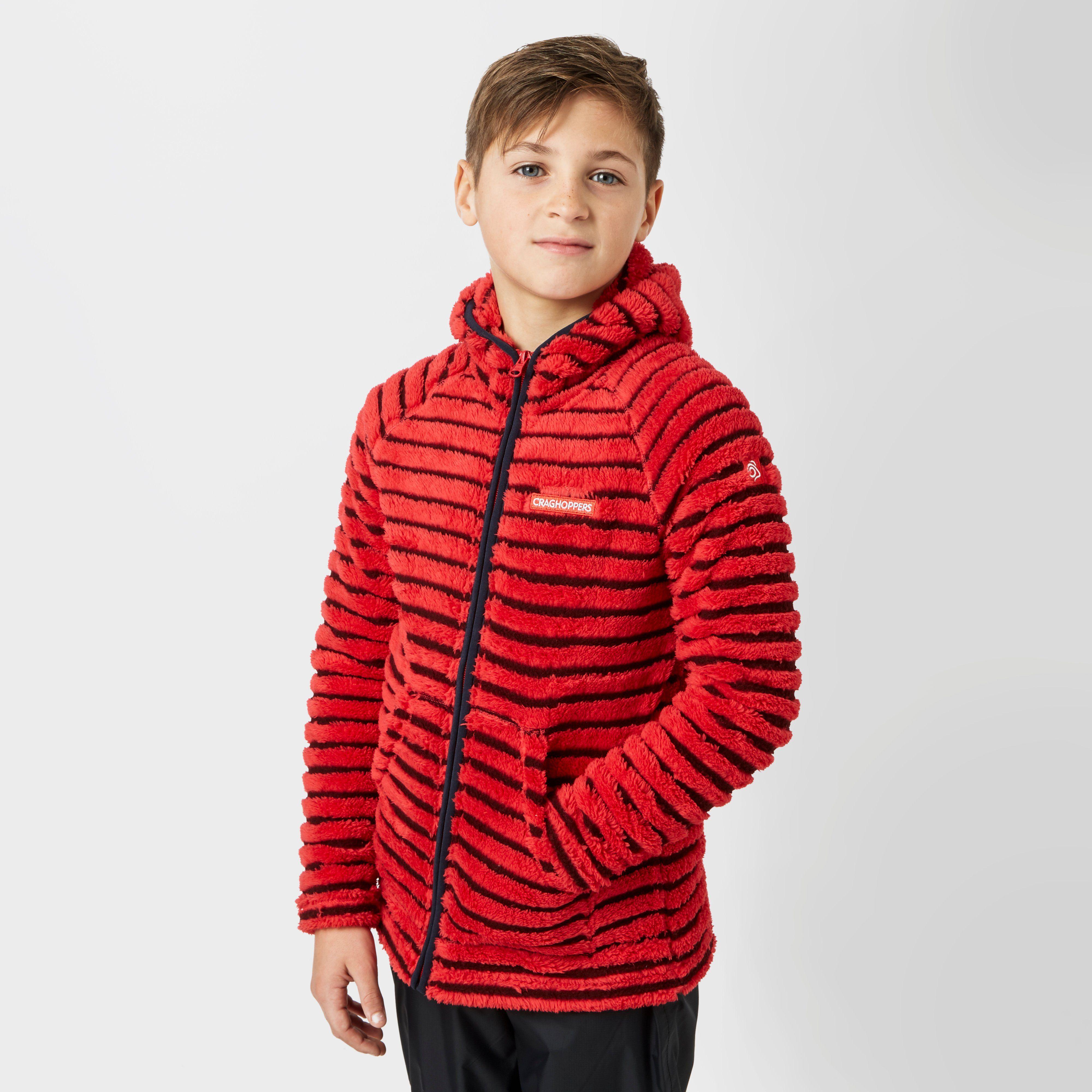 CRAGHOPPERS Boy's Earlton Fleece
