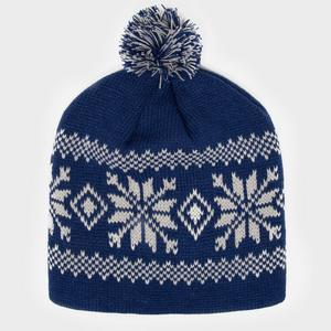 PETER STORM Fairisle Bobble Hat