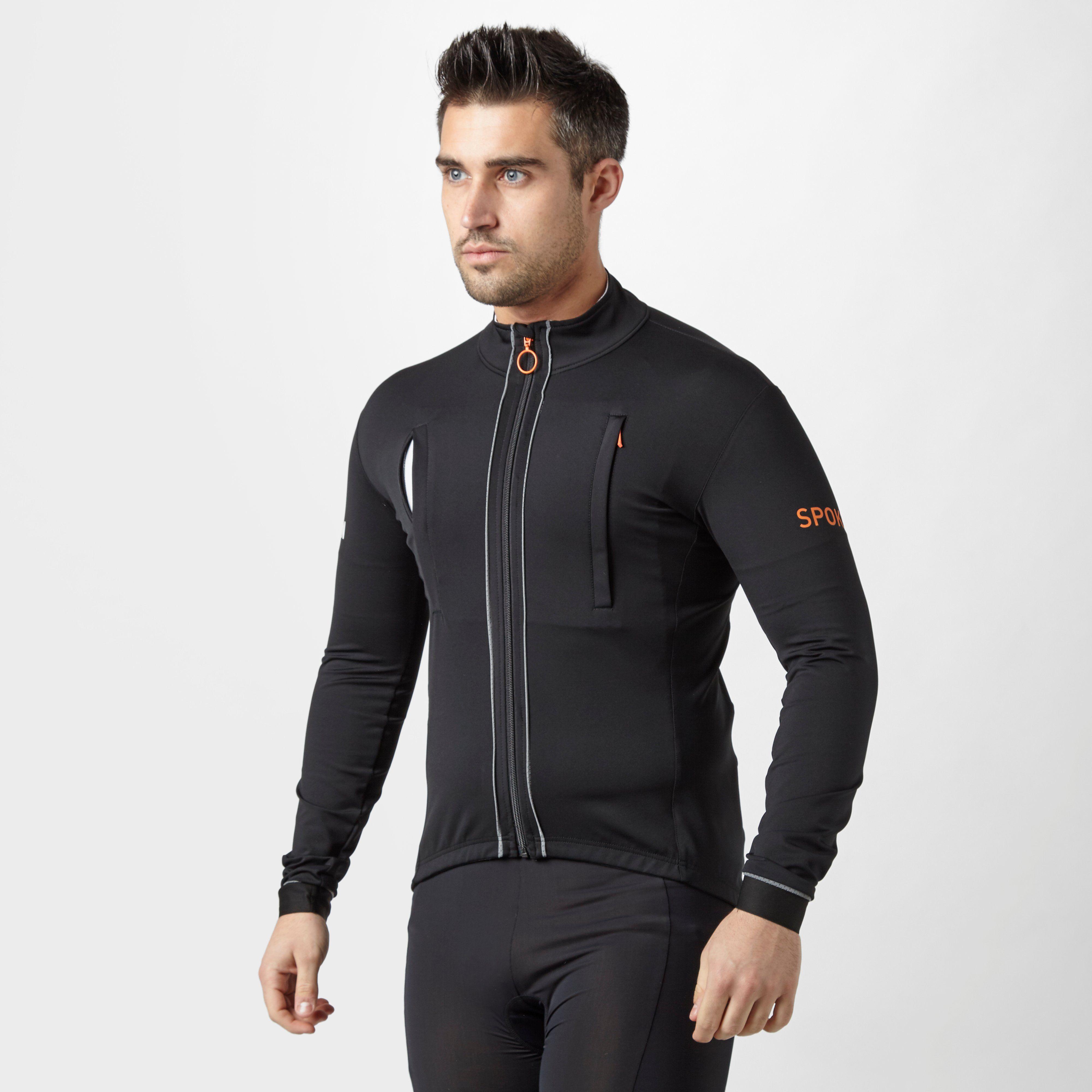 SPOKESMAN Men's Ghost Cycling Jacket