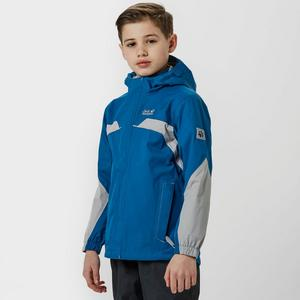 JACK WOLFSKIN Boy's Topaz 3-in-1 Jacket
