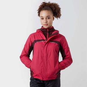 JACK WOLFSKIN Girl's Topaz 3-in-1 Jacket