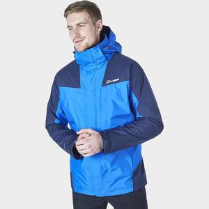 BERGHAUS Men's Island Peak 3 in 1 Waterproof Jacket