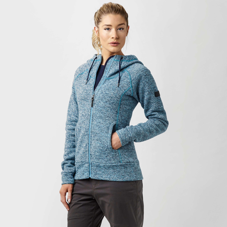 BERGHAUS Women's Easton Hooded Fleece