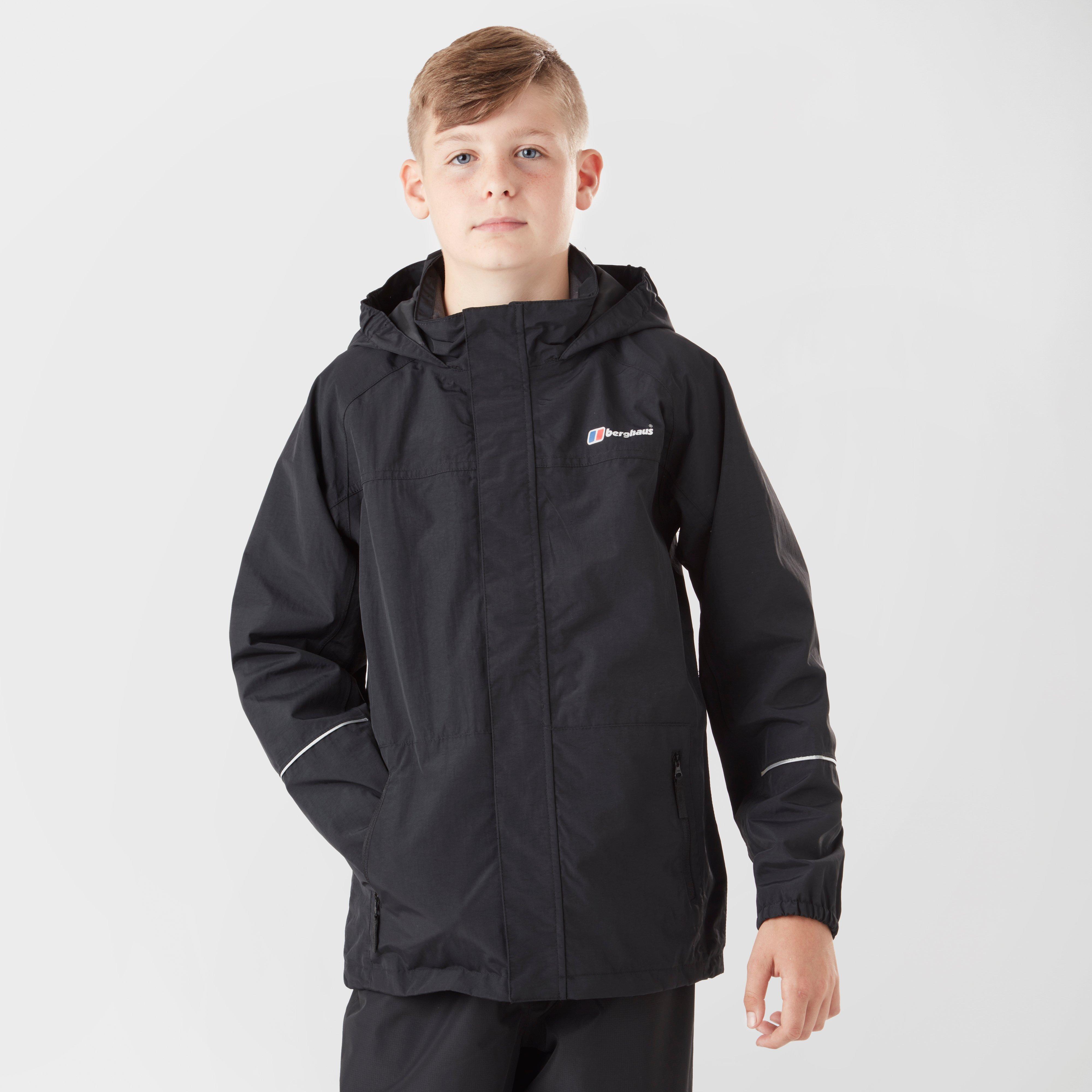 Berghaus Kids Callander Jacket - Black  Black