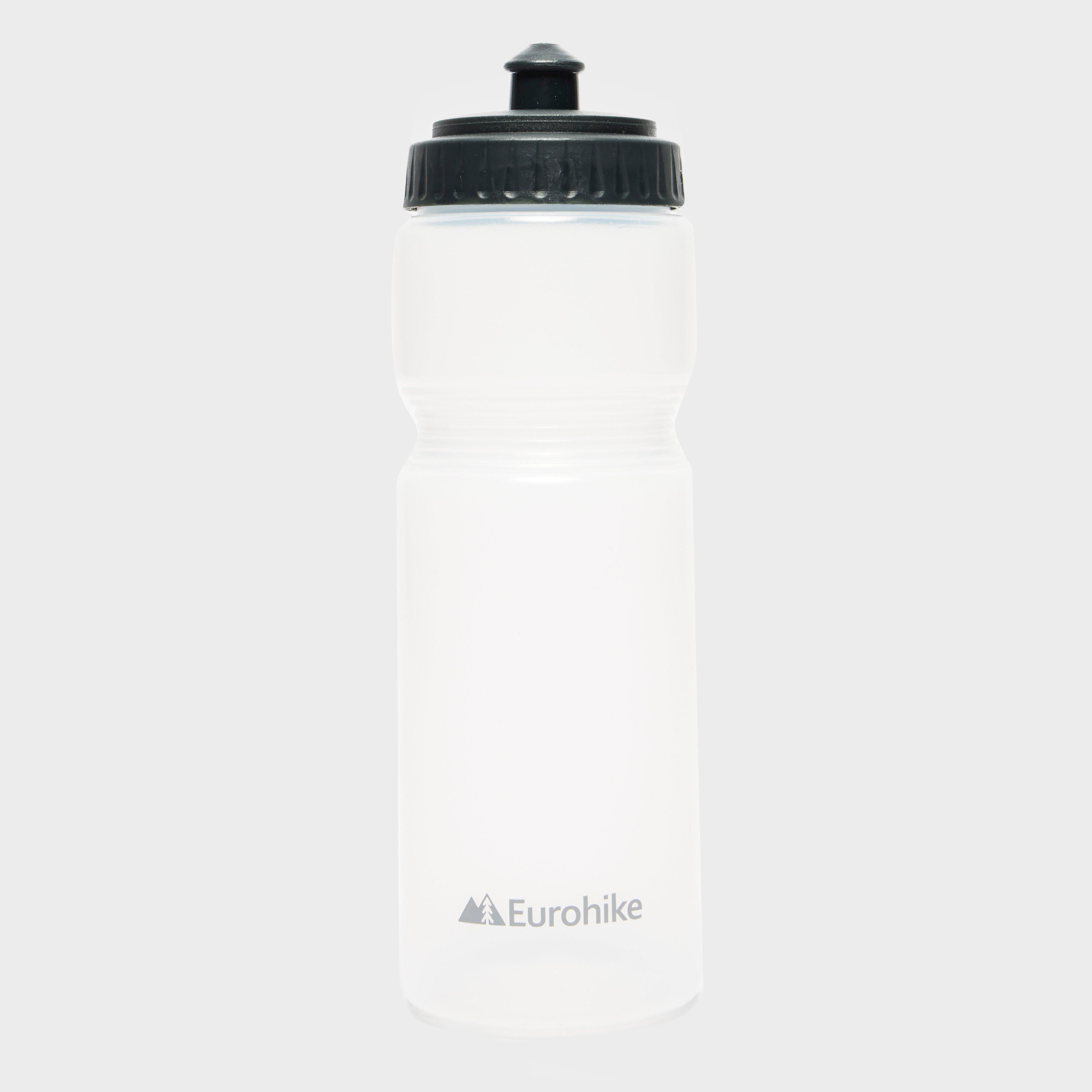 Eurohike Squeeze Sports Bottle 700ml, Clear/BOTTLE