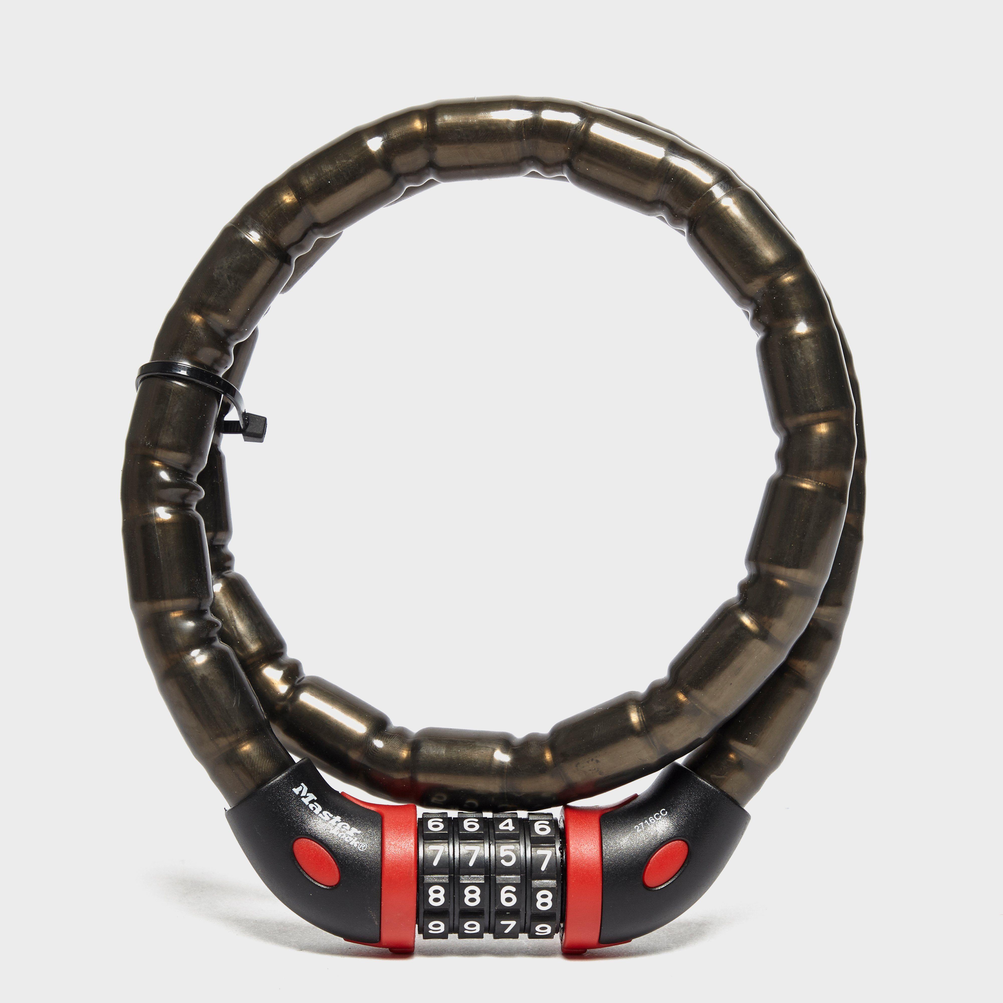 MASTERLOCK 4 Digit Combination Lock and Bracket