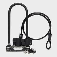 D-Lock 280mm x 110mm + Carrier Bracket