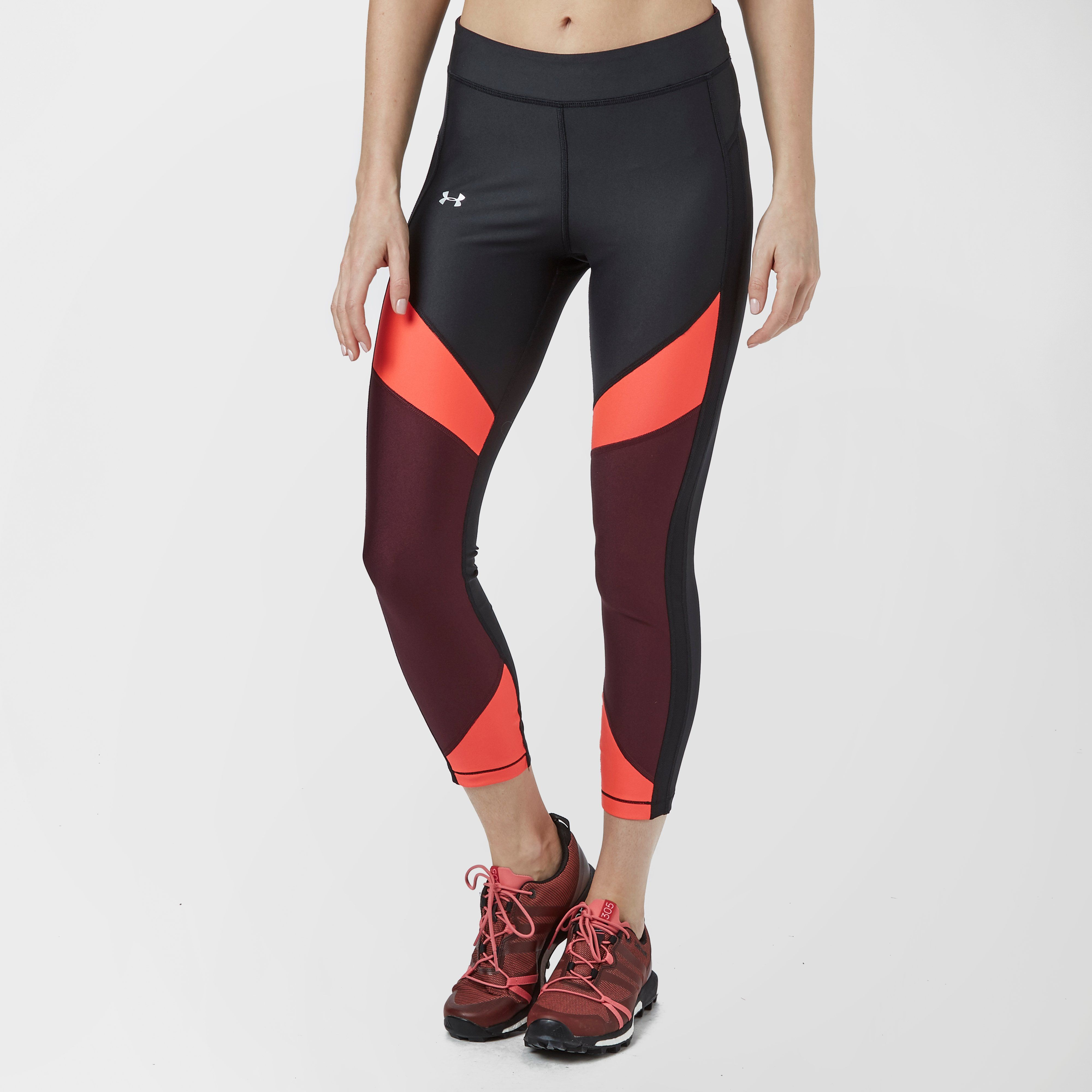 UNDER ARMOUR Women's UA HeatGear® Colour Block Leggings