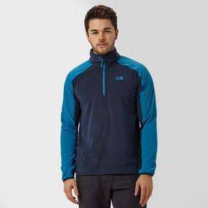 THE NORTH FACE Men's Glacier Delta Quarter-Zip Polartec® Fleece