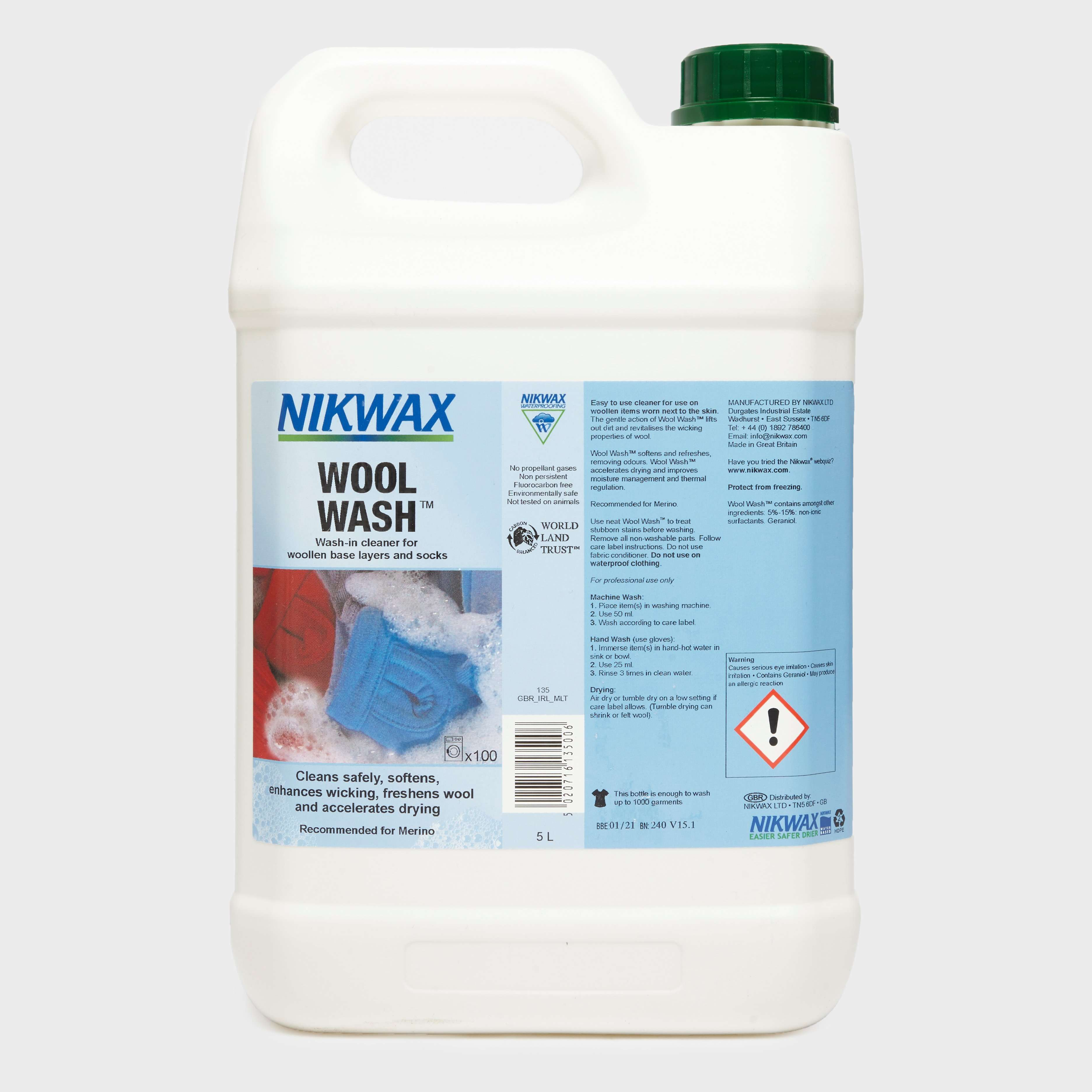 NIKWAX Wool Wash 5L