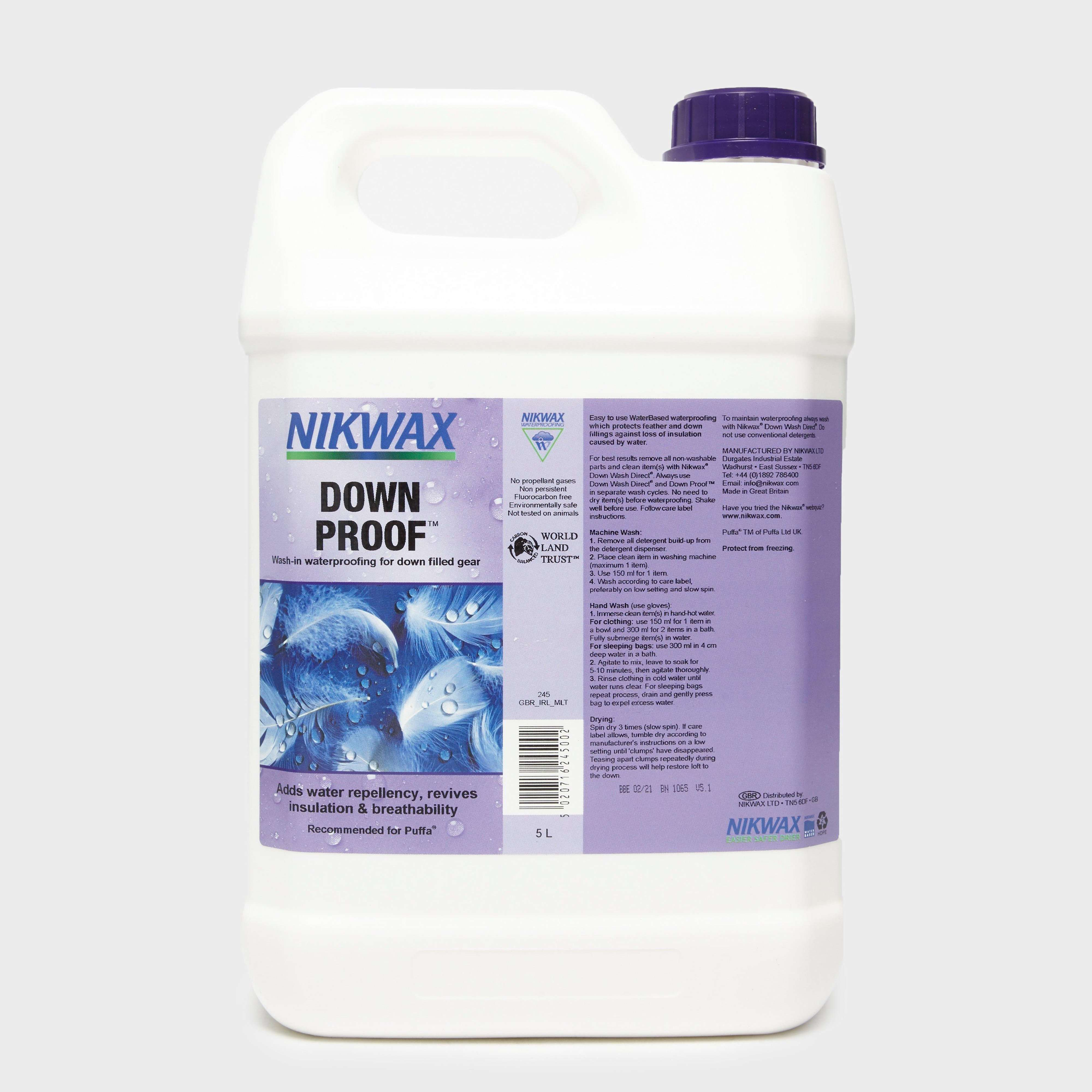 NIKWAX Down Proof 5L