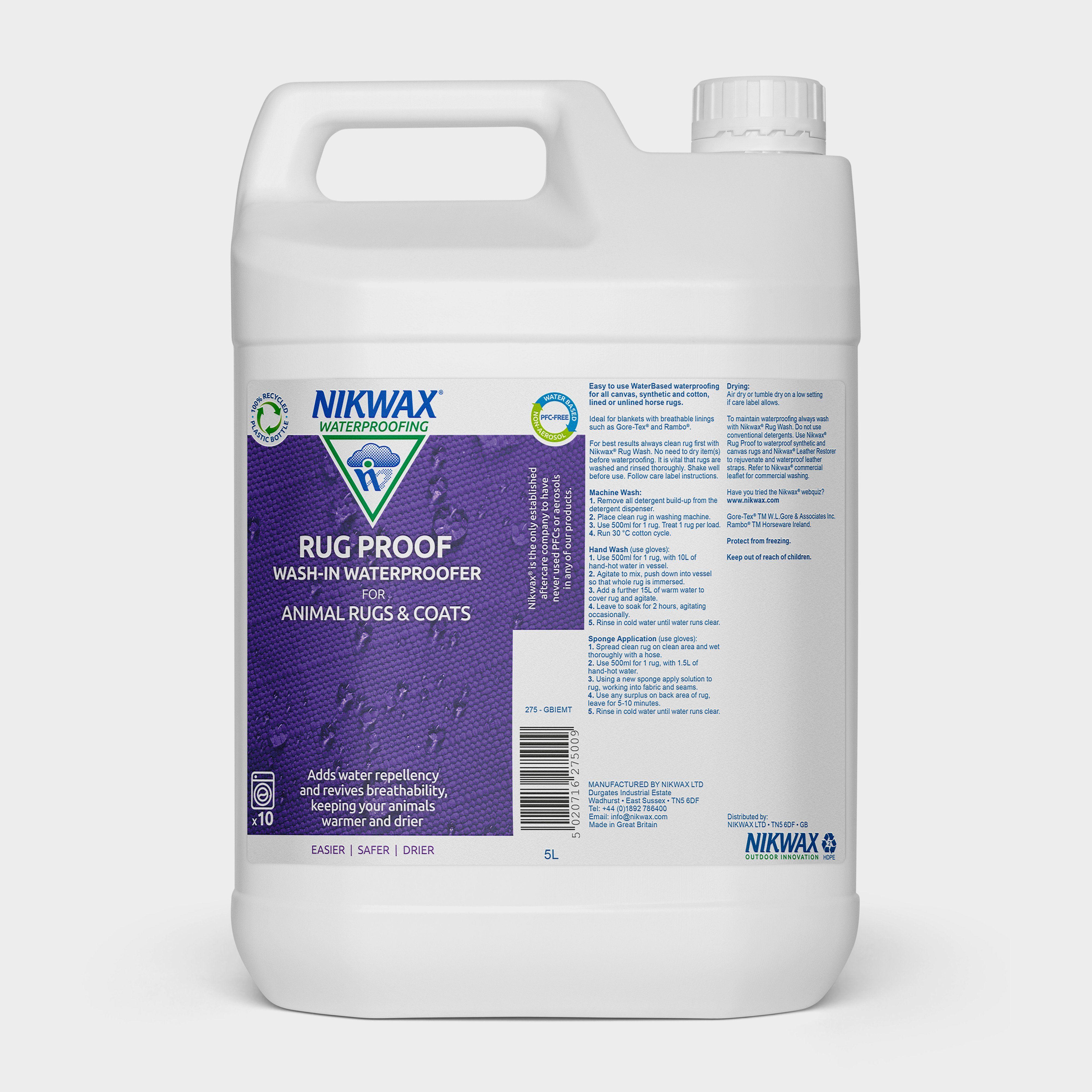NIKWAX Rug Proof™ 5 Litre