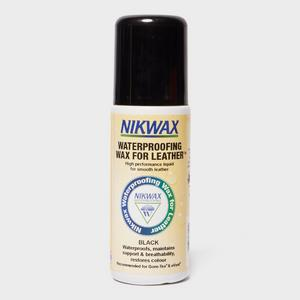 NIKWAX Waterproofing Wax For Leather 125ml Black