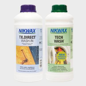NIKWAX Tech Wash and TX.Direct Duo Pack