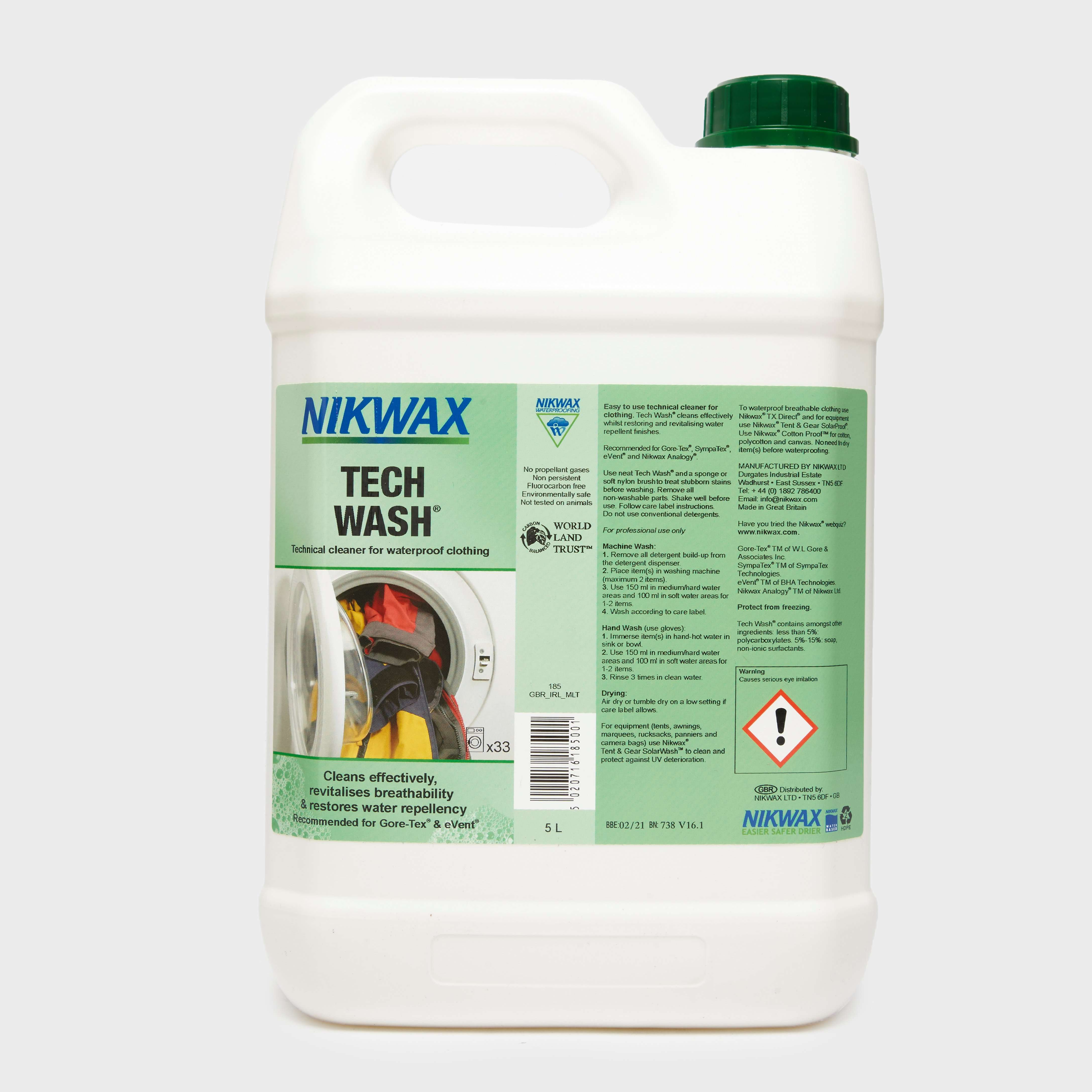 NIKWAX Tech Wash 5L