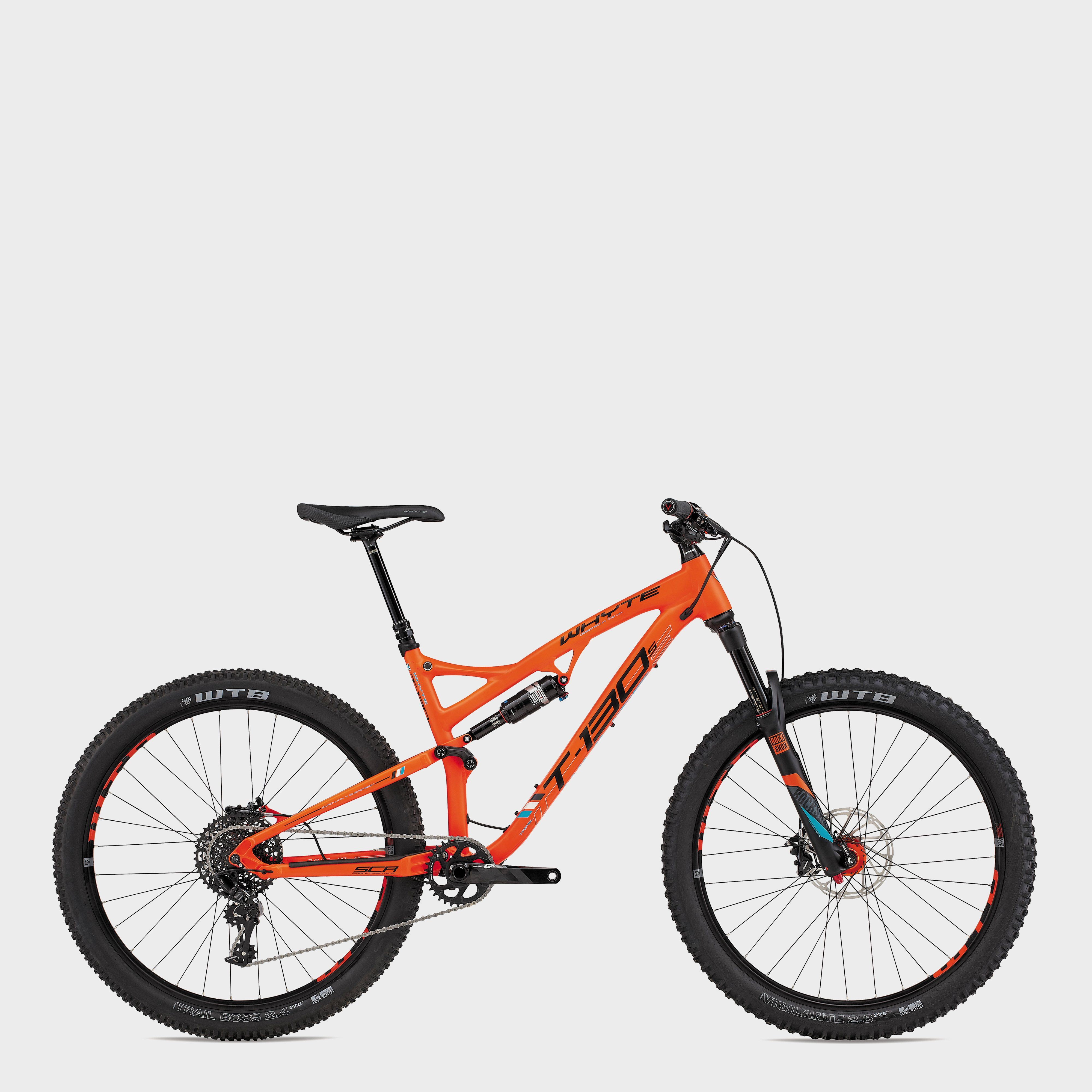WHYTE BIKES Trail T130S Full Suspension Bike