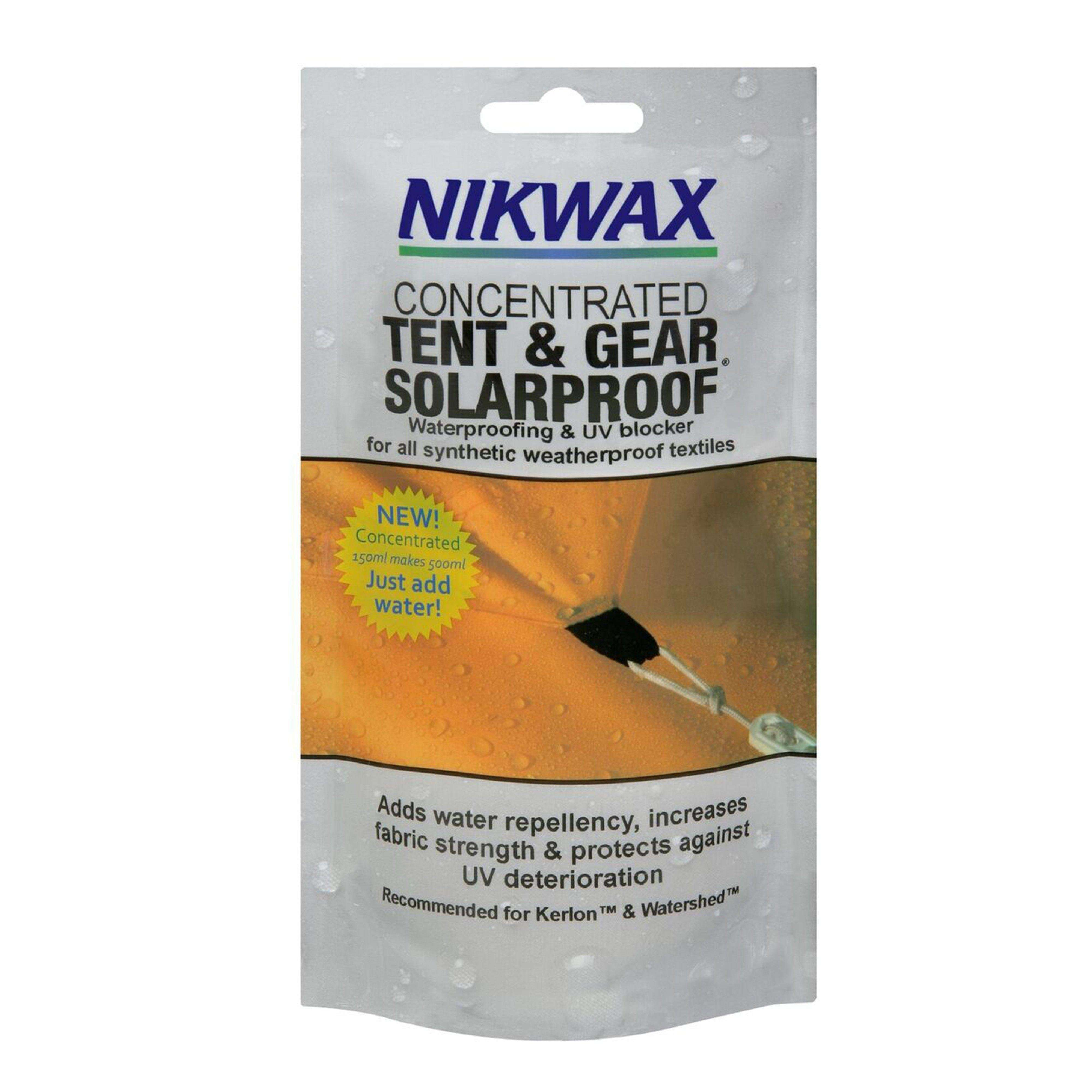 NIKWAX Tent and Gear SolarProof® Concentrated 150ml