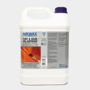 NIKWAX Tent and Gear SolarProof Concentrated 5L