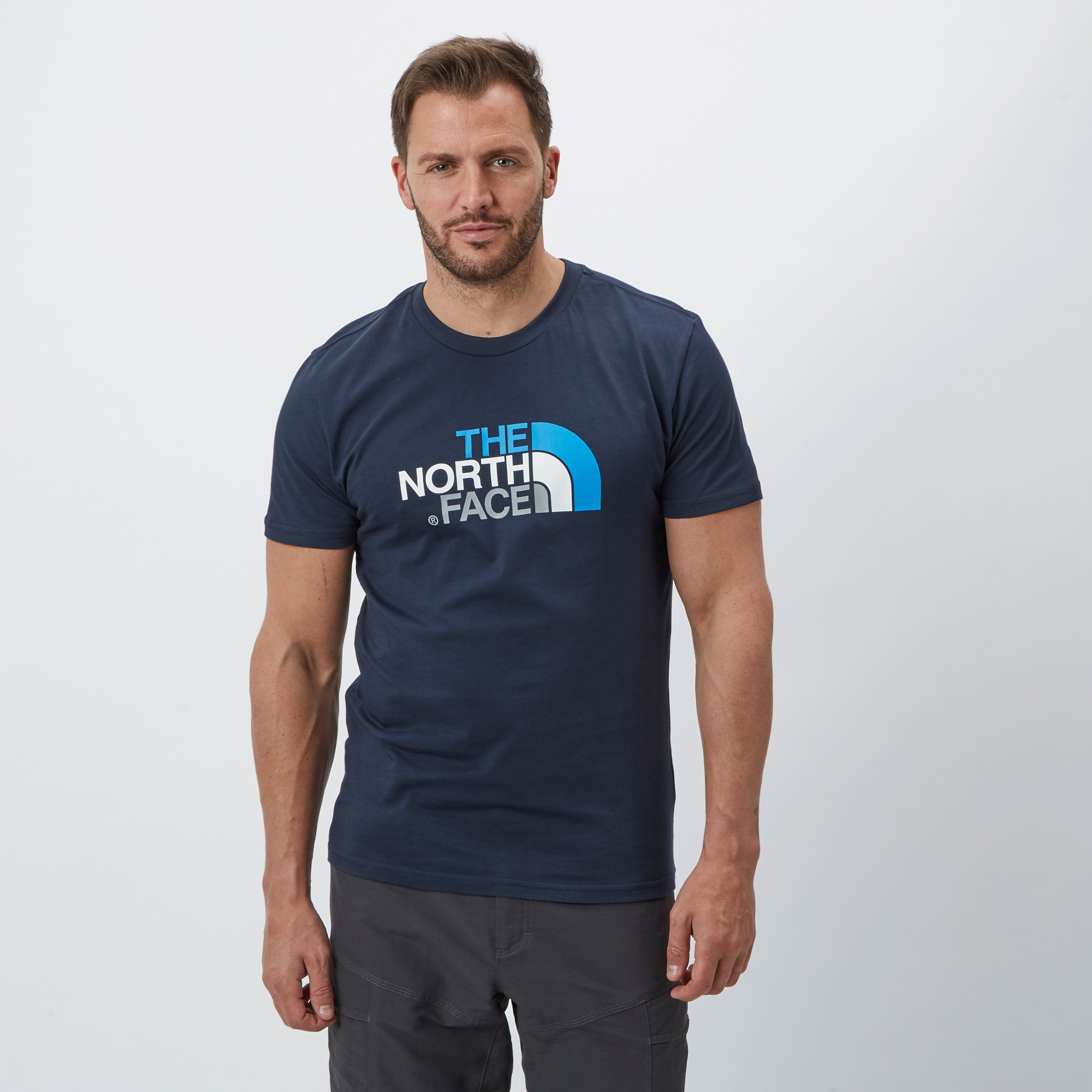 THE NORTH FACE Men's Easy Short Sleeve T-Shirt