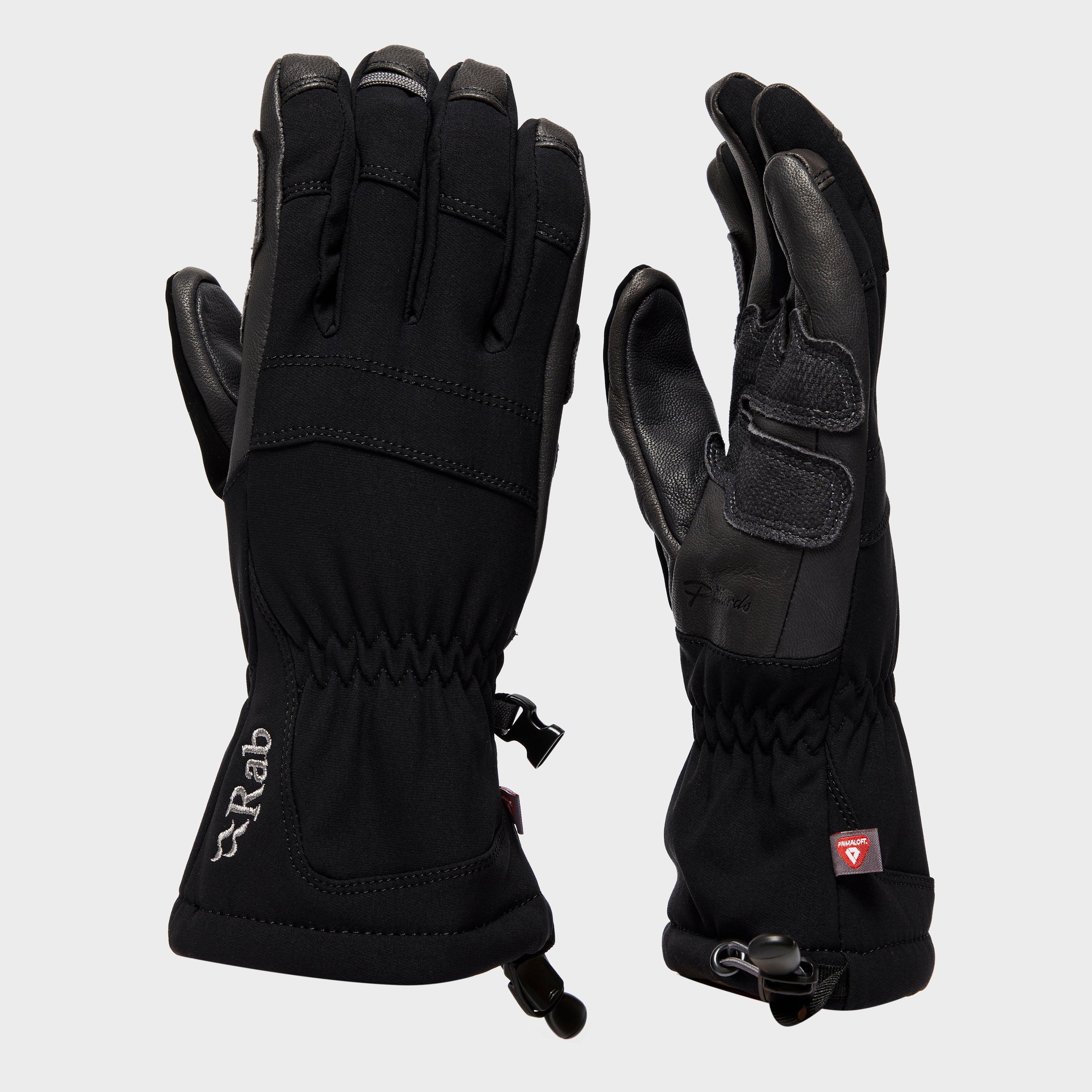 Rab Baltoro Glove, Black