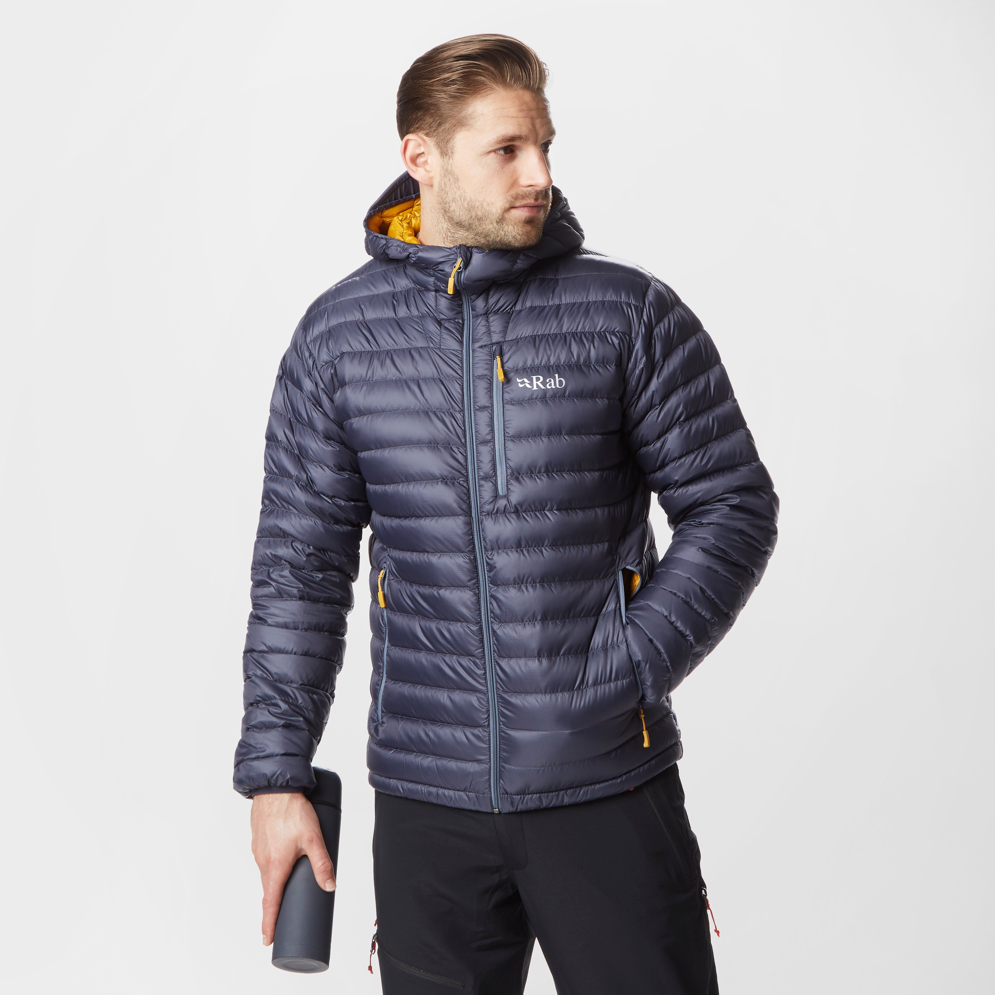 RAB Men's Microlight Alpine Jacket