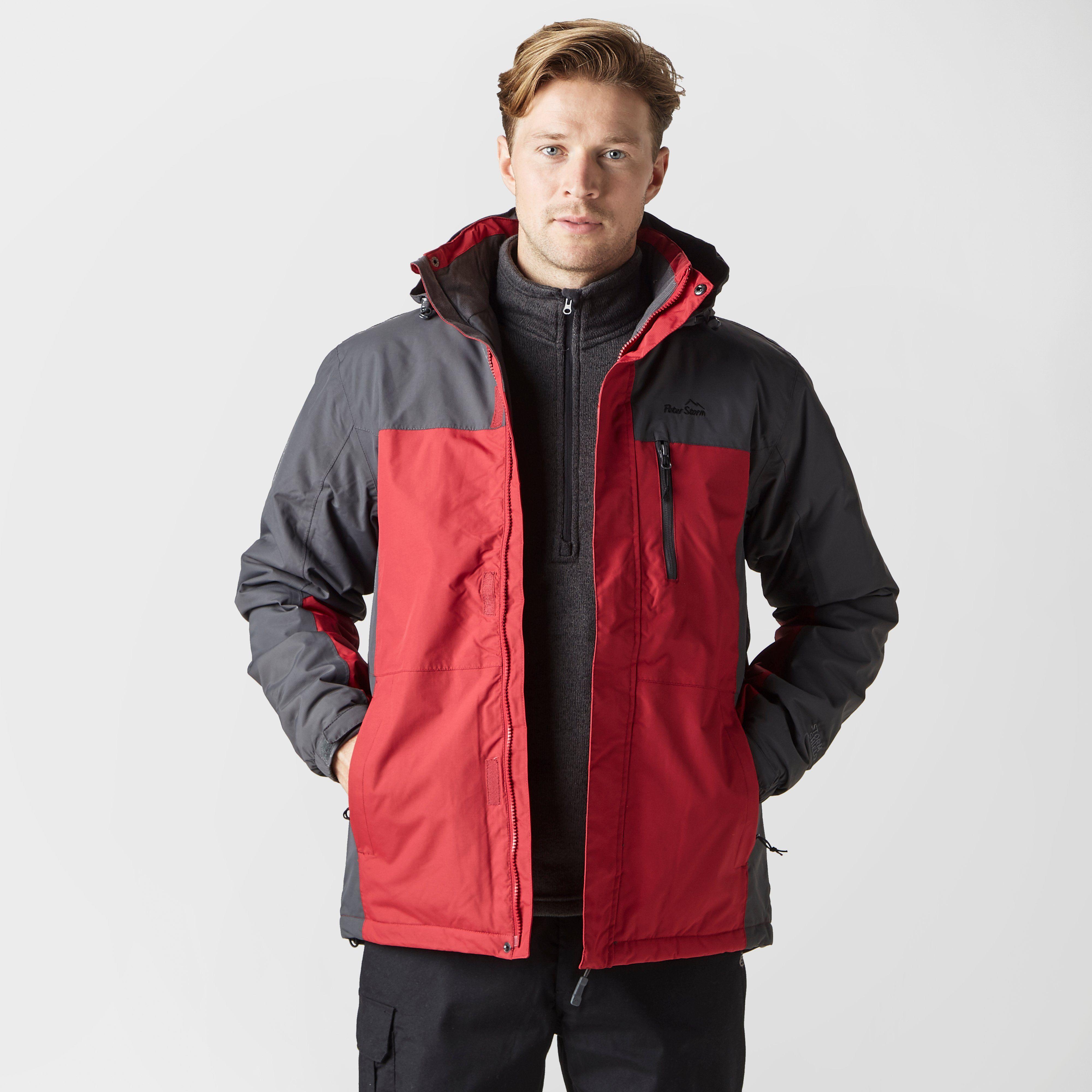 PETER STORM Men's Insulated Pennine Jacket