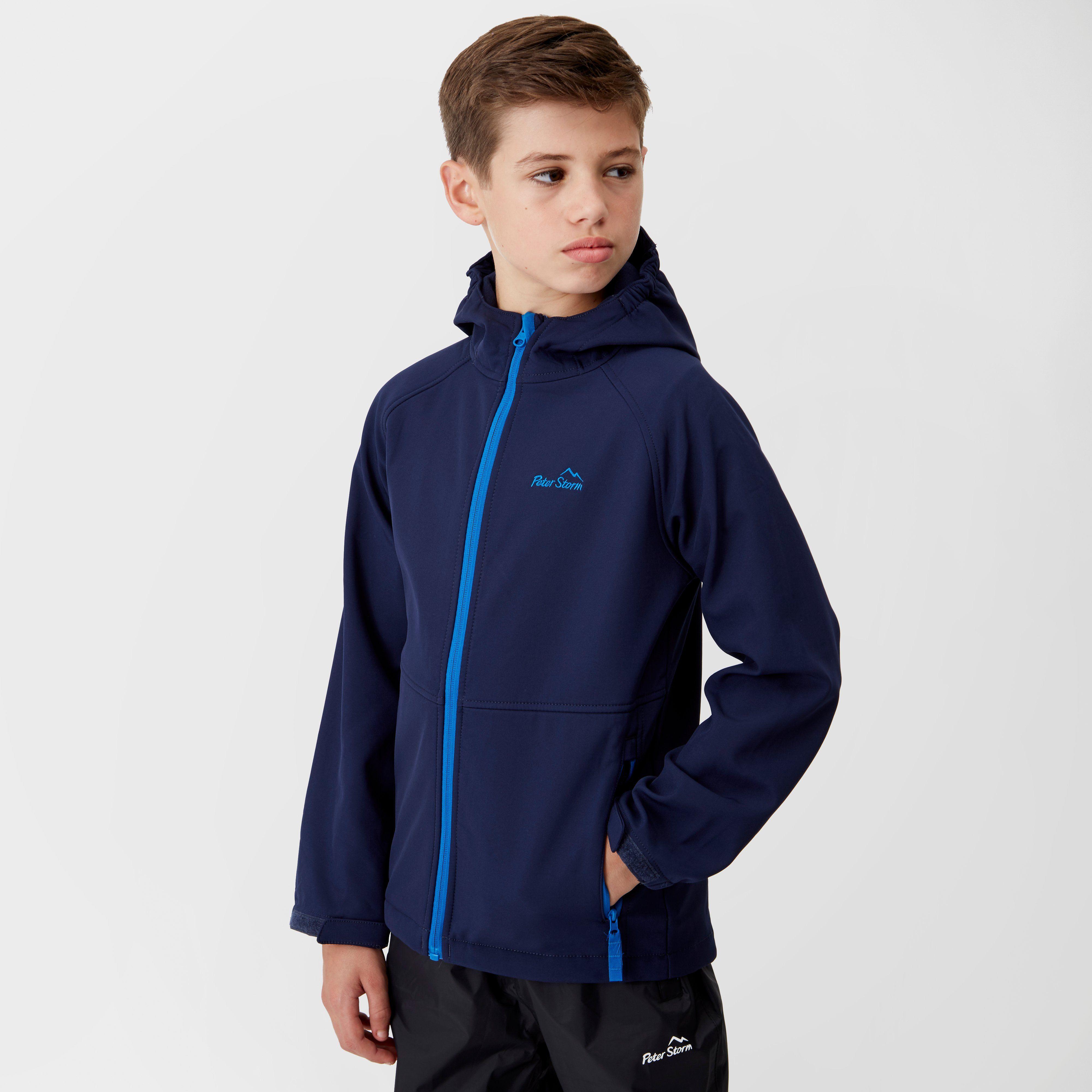PETER STORM Boy's Seb Softshell Jacket