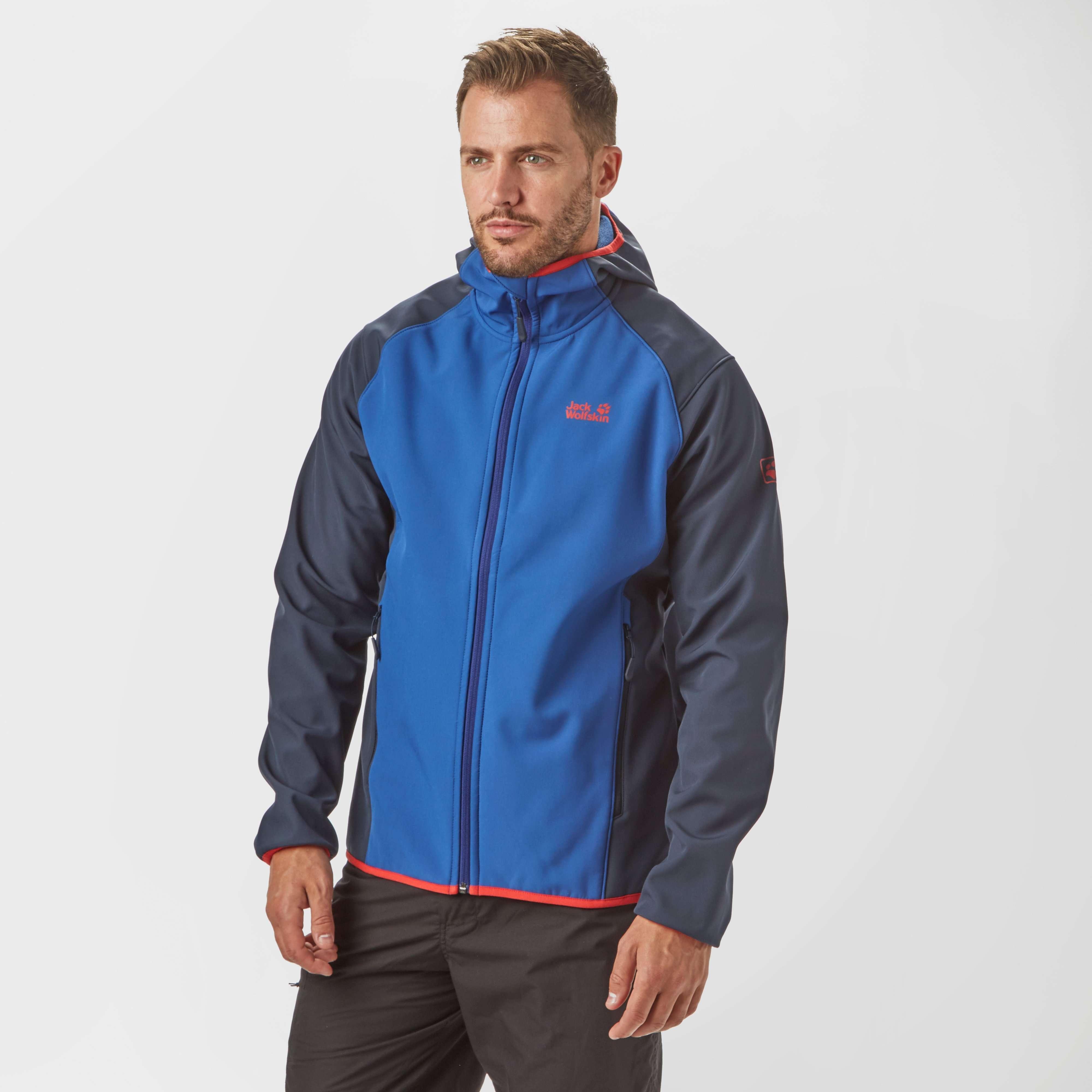 JACK WOLFSKIN Men's Zenon Softshell Jacket