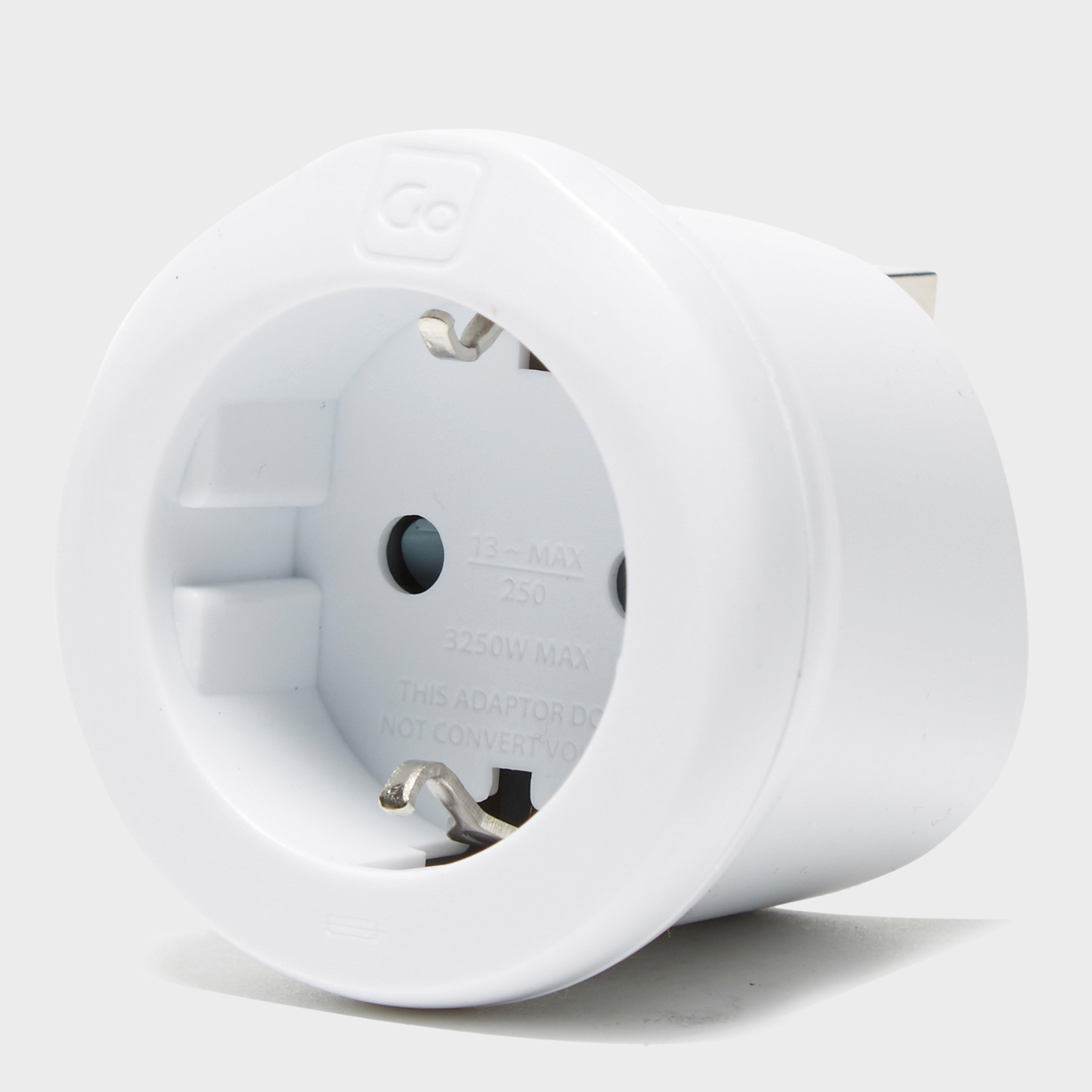 Design Go EU-UK Adapter