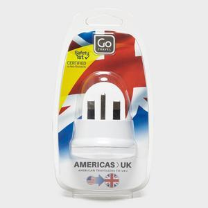 DESIGN GO USA - UK plug adaptor