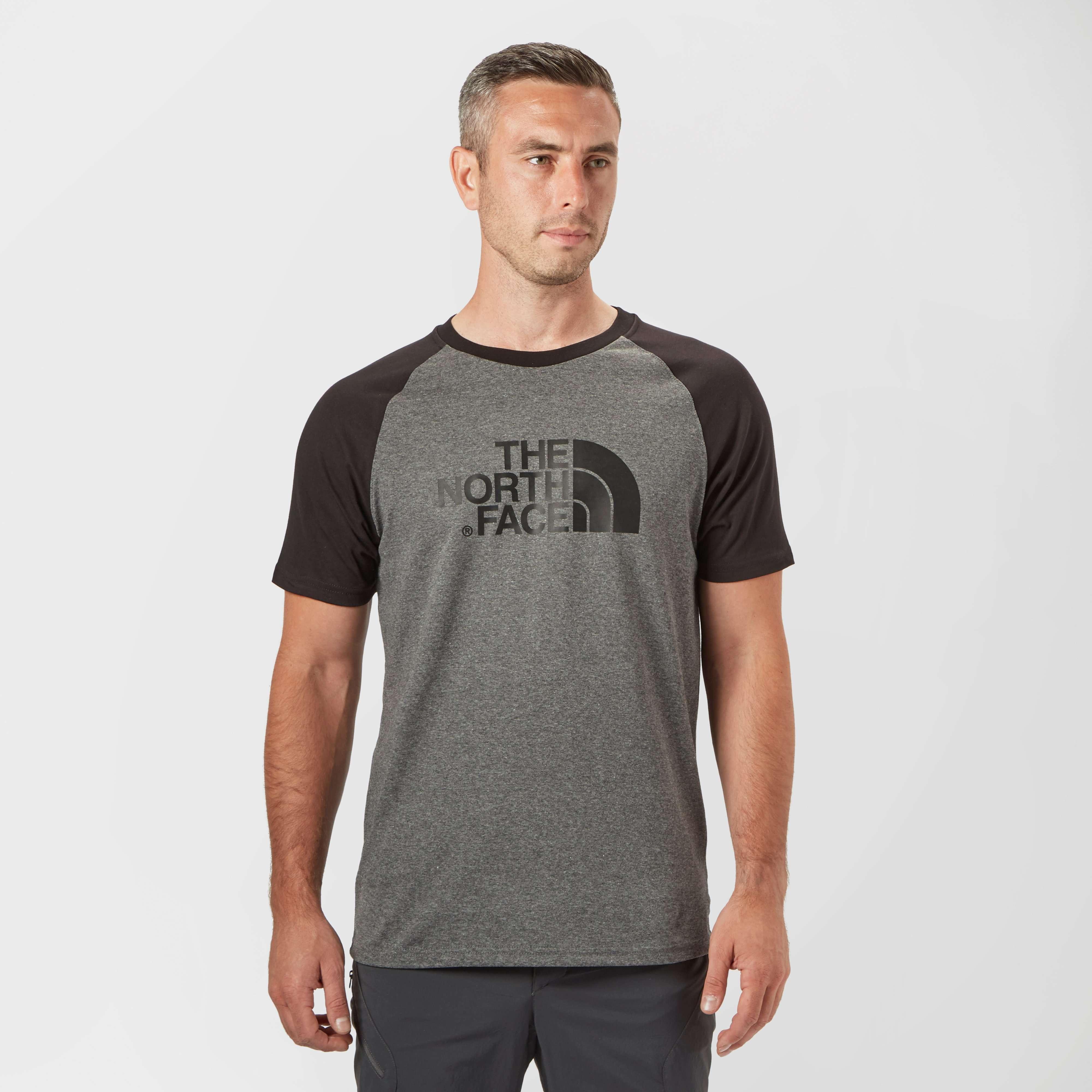 THE NORTH FACE Men's Raglan Easy T-Shirt
