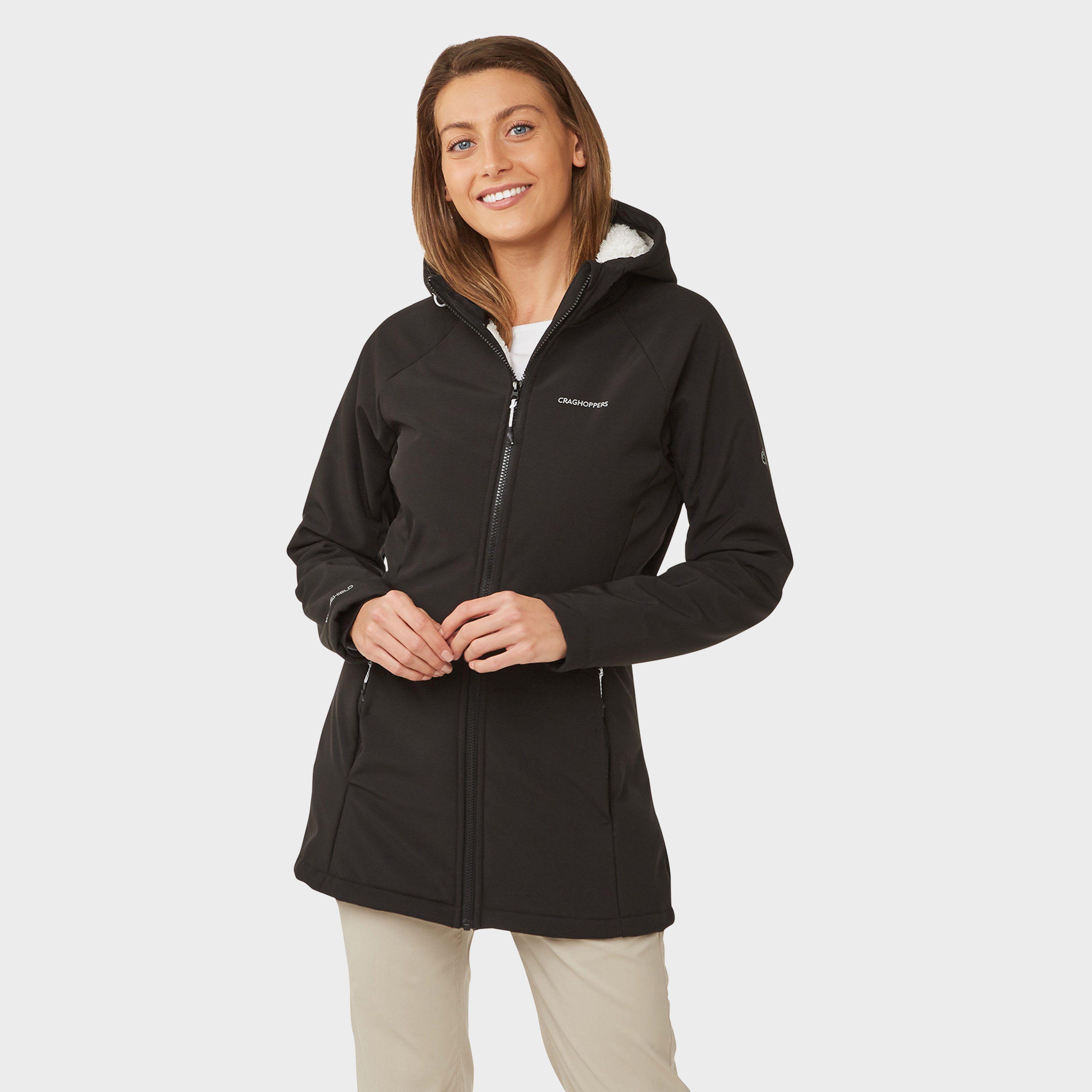 CRAGHOPPERS Women's Ingrid Softshell Long Jacket