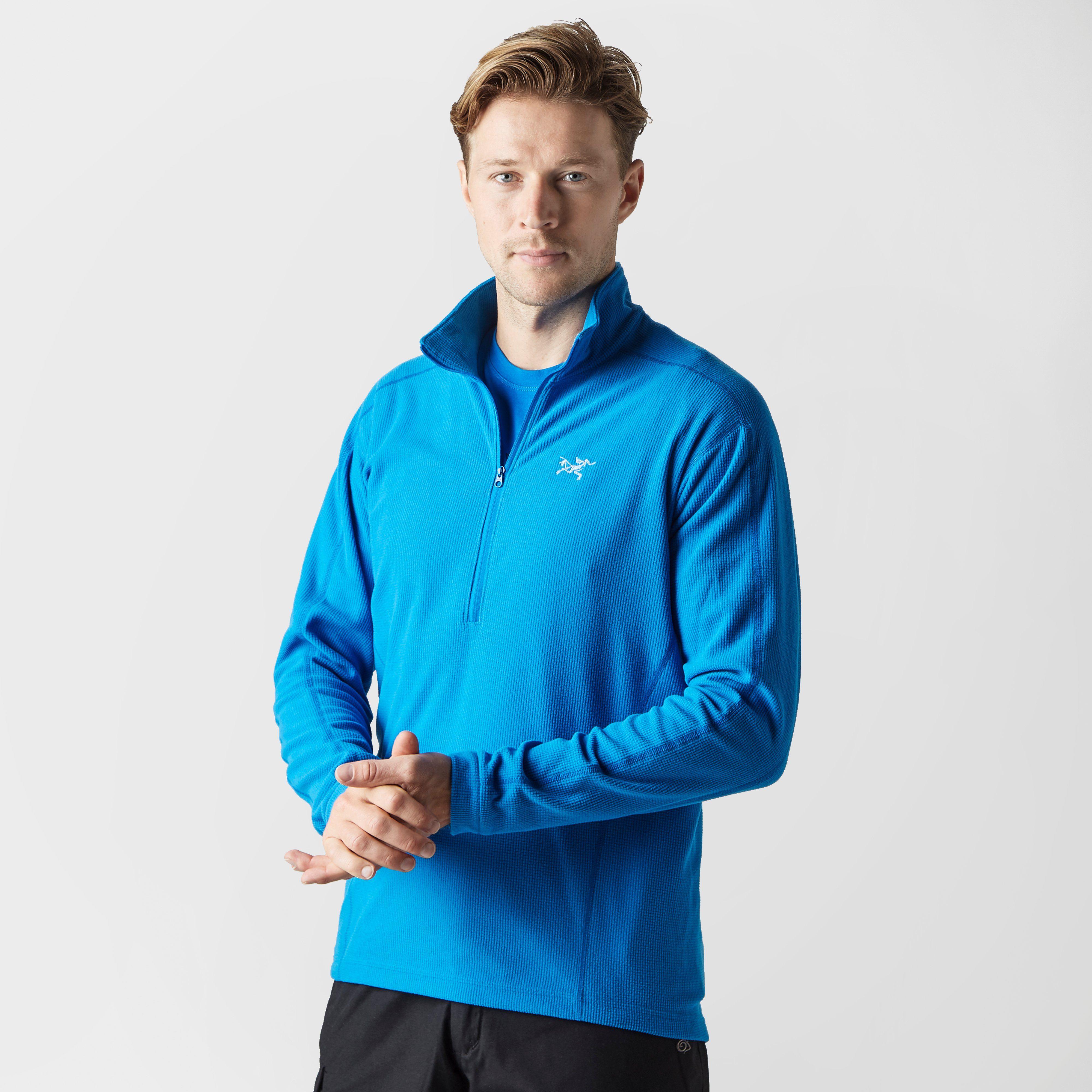ARC'TERYX Men's Delta LT Full Zip Fleece