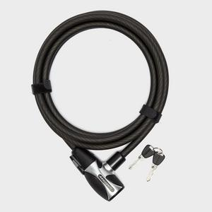 KRYPTONITE Kryptoflex 1230 Coiled Key Cable with FlexFrame C Bracket