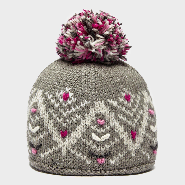 KUSAN Women's Pretty Bobble Hat