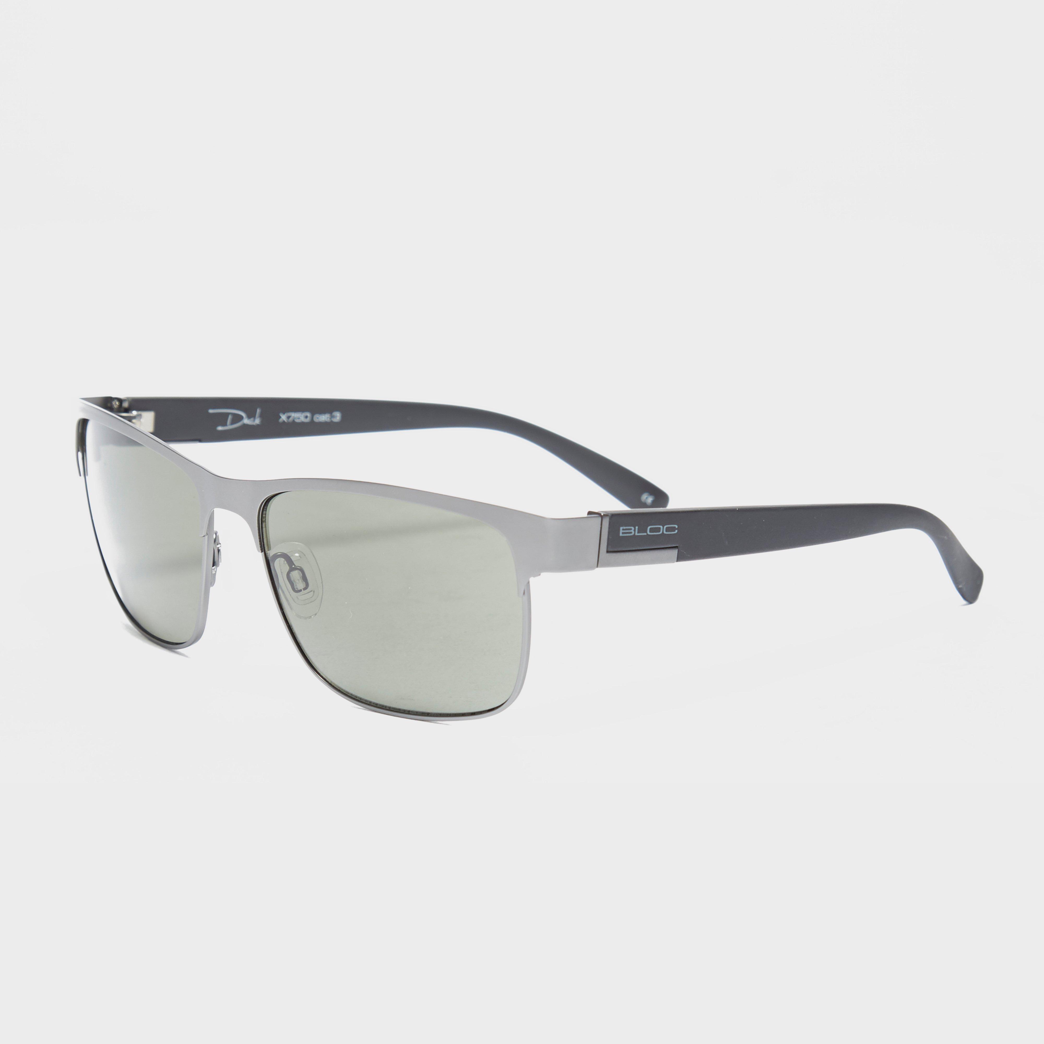 Bloc Deck X750 Sunglasses - Black/blk/gry  Black/blk/gry